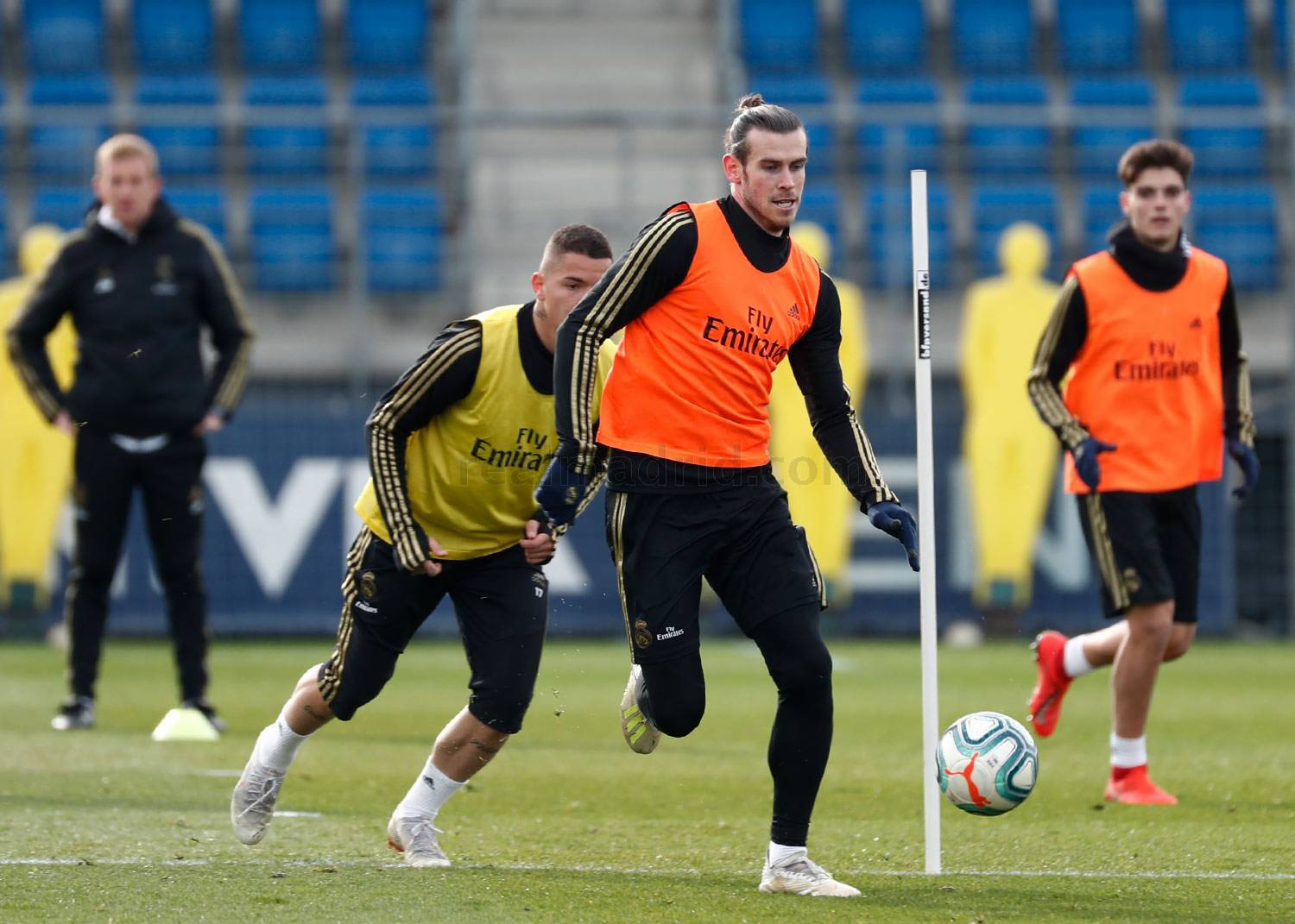 Real Madrid - Entrenamiento del Real Madrid  - 16-12-2019
