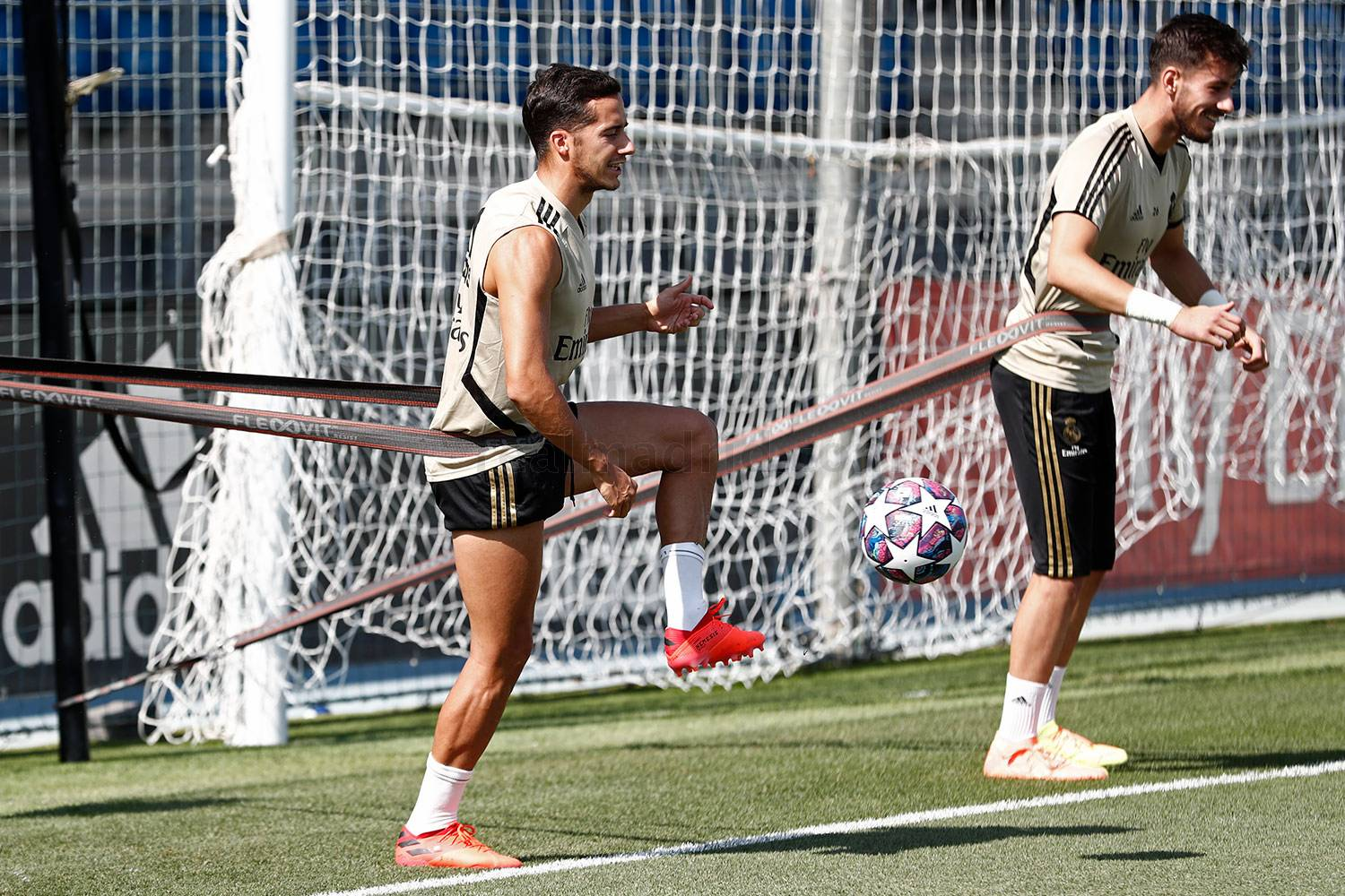 Real Madrid - Entrenamiento del Real Madrid  - 28-07-2020
