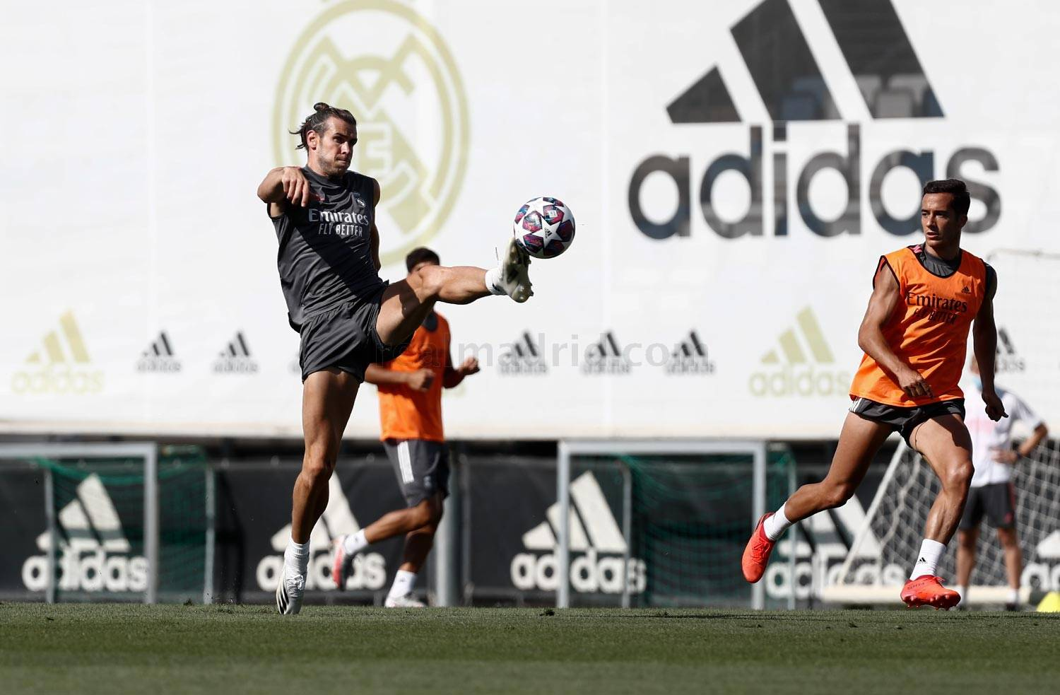 Real Madrid - Entrenamiento del Real Madrid  - 03-08-2020