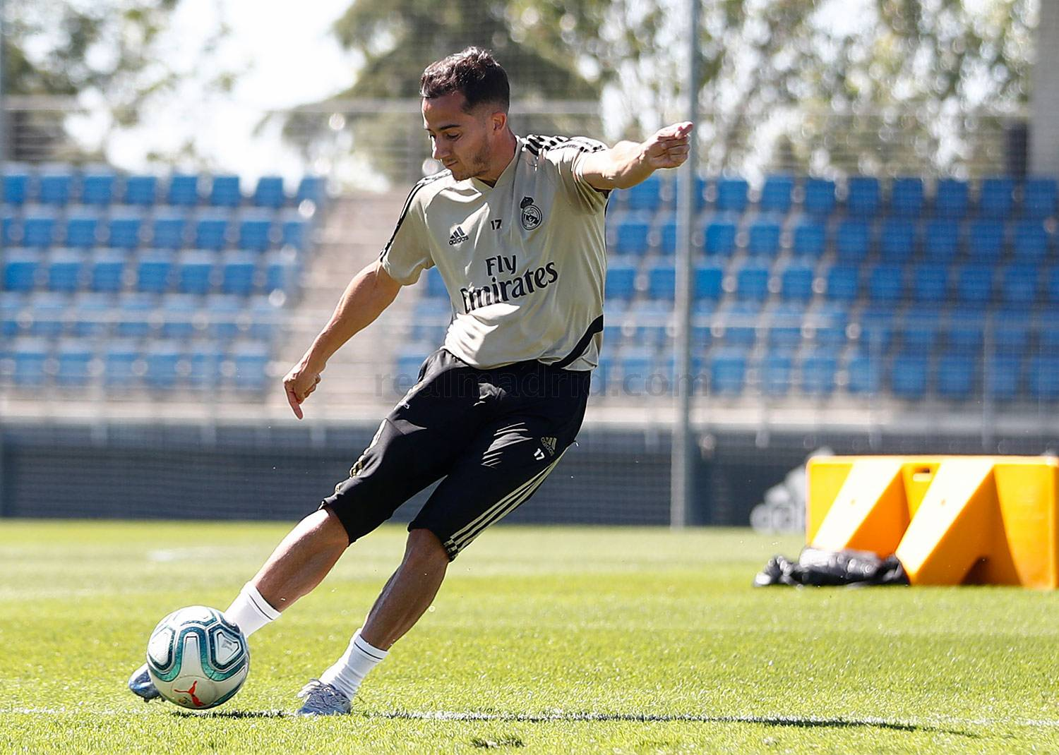 Real Madrid - Entrenamiento del Real Madrid  - 18-05-2020