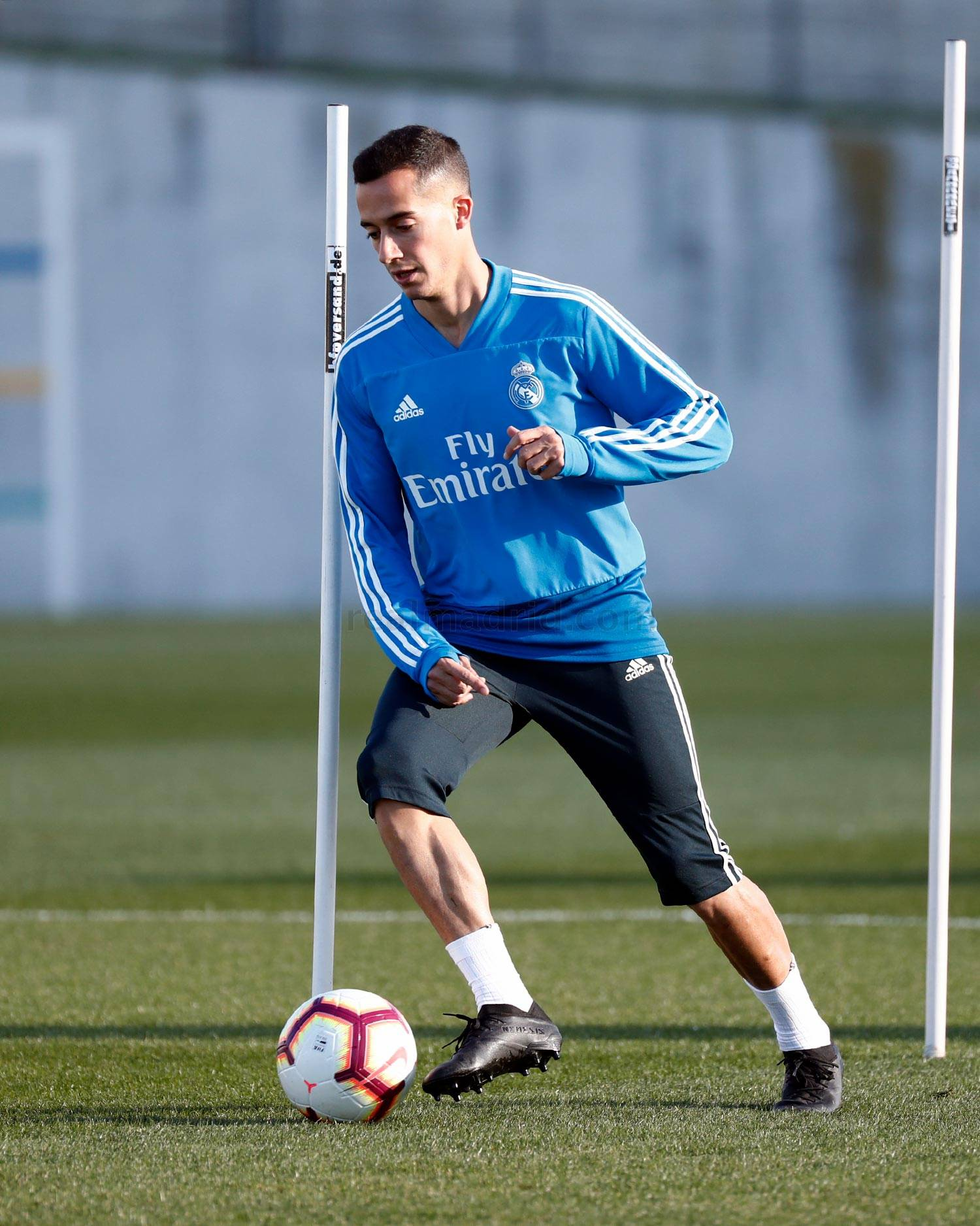 Real Madrid - Entrenamiento del Real Madrid - 19-03-2019
