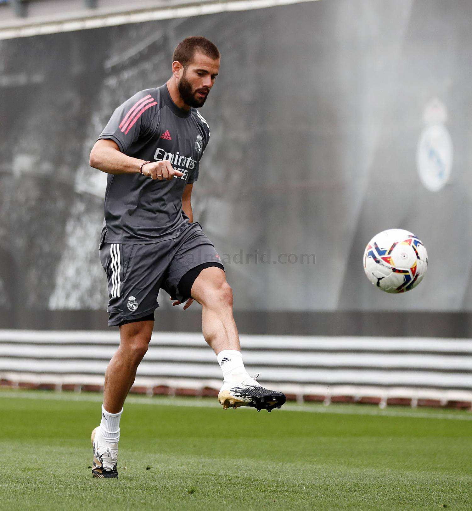 Real Madrid - Entrenamiento del Real Madrid  - 01-09-2020