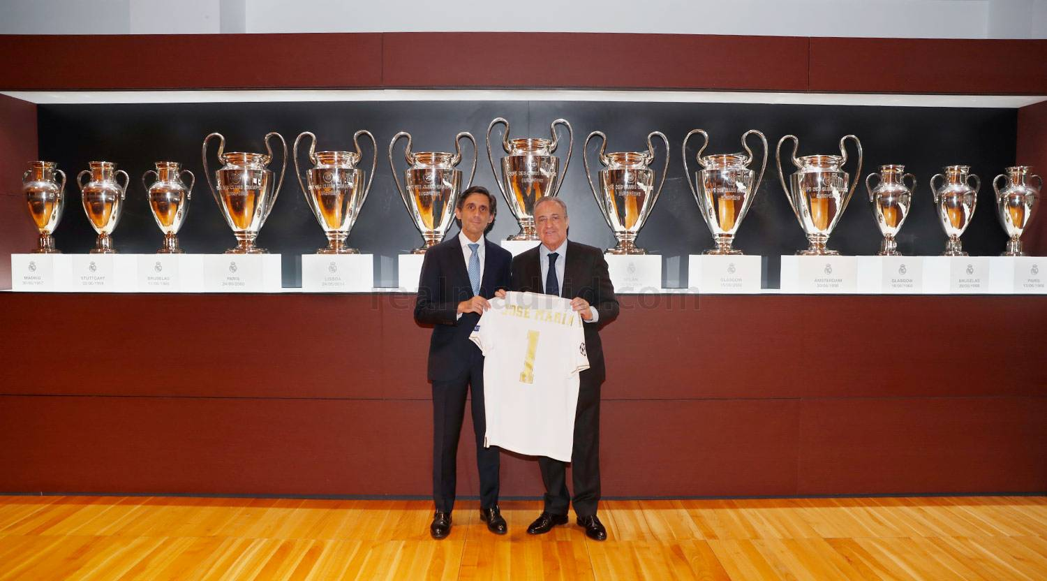 Real Madrid - Acto de graduación de la XIII promoción de la Escuela Universitaria Real Madrid Universidad Europea - 04-07-2019