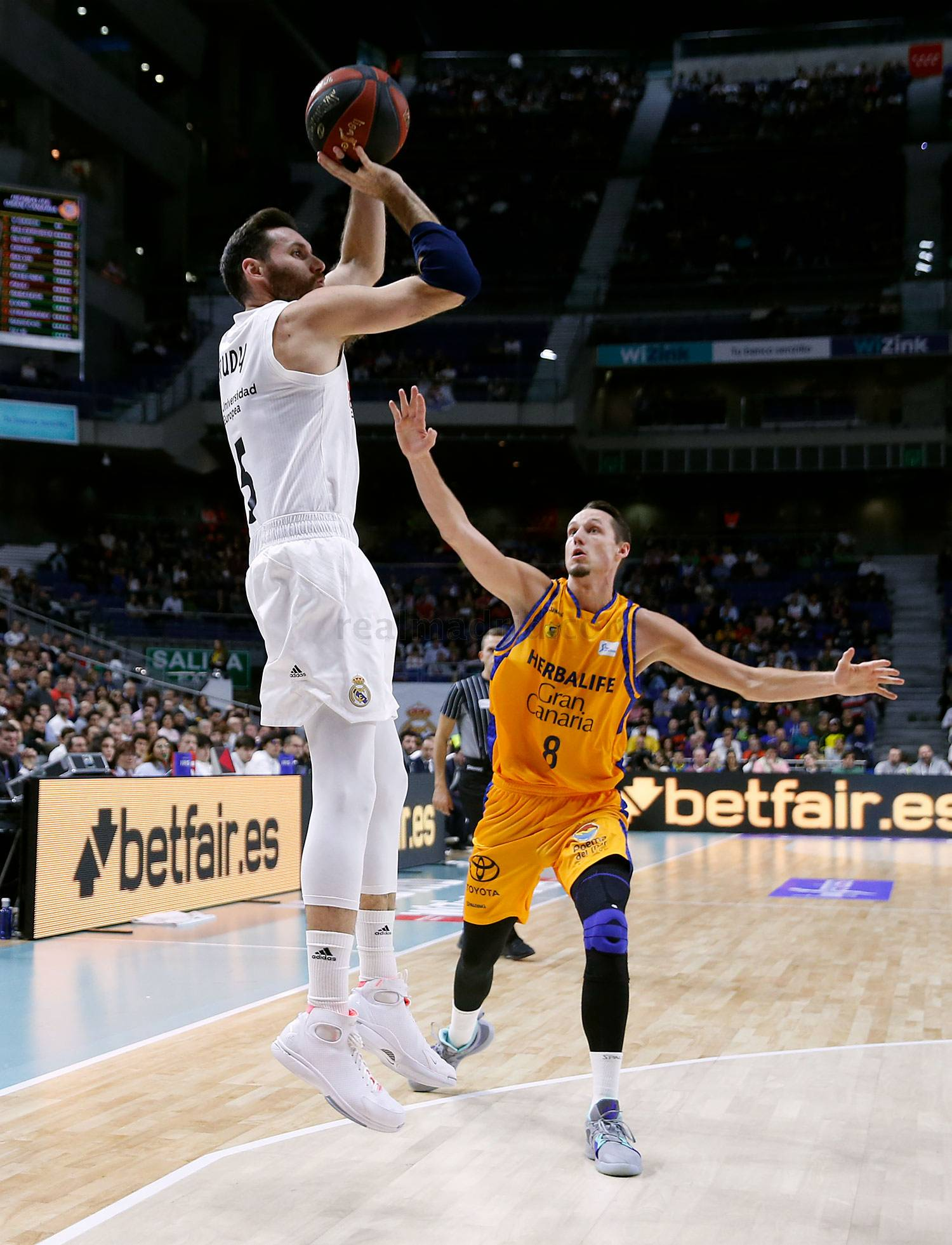 Real Madrid - Real Madrid - Herbalife Gran Canaria - 09-12-2018