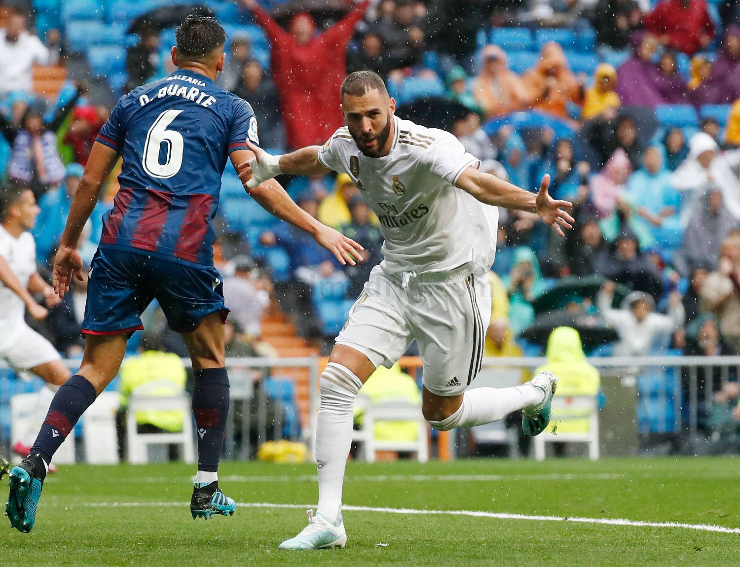Real Madrid - Real Madrid - Levante - 14-09-2019