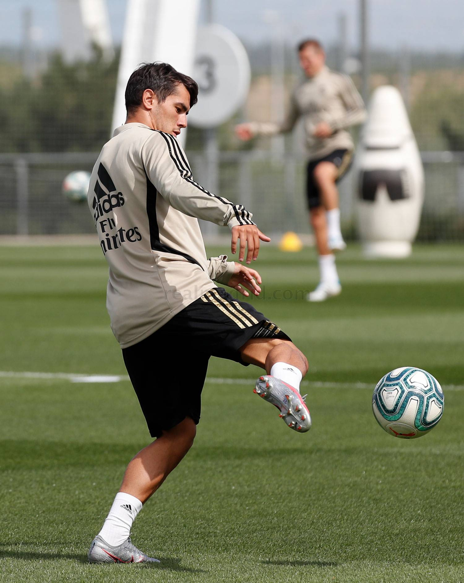 Real Madrid - Entrenamiento del Real Madrid  - 16-06-2020