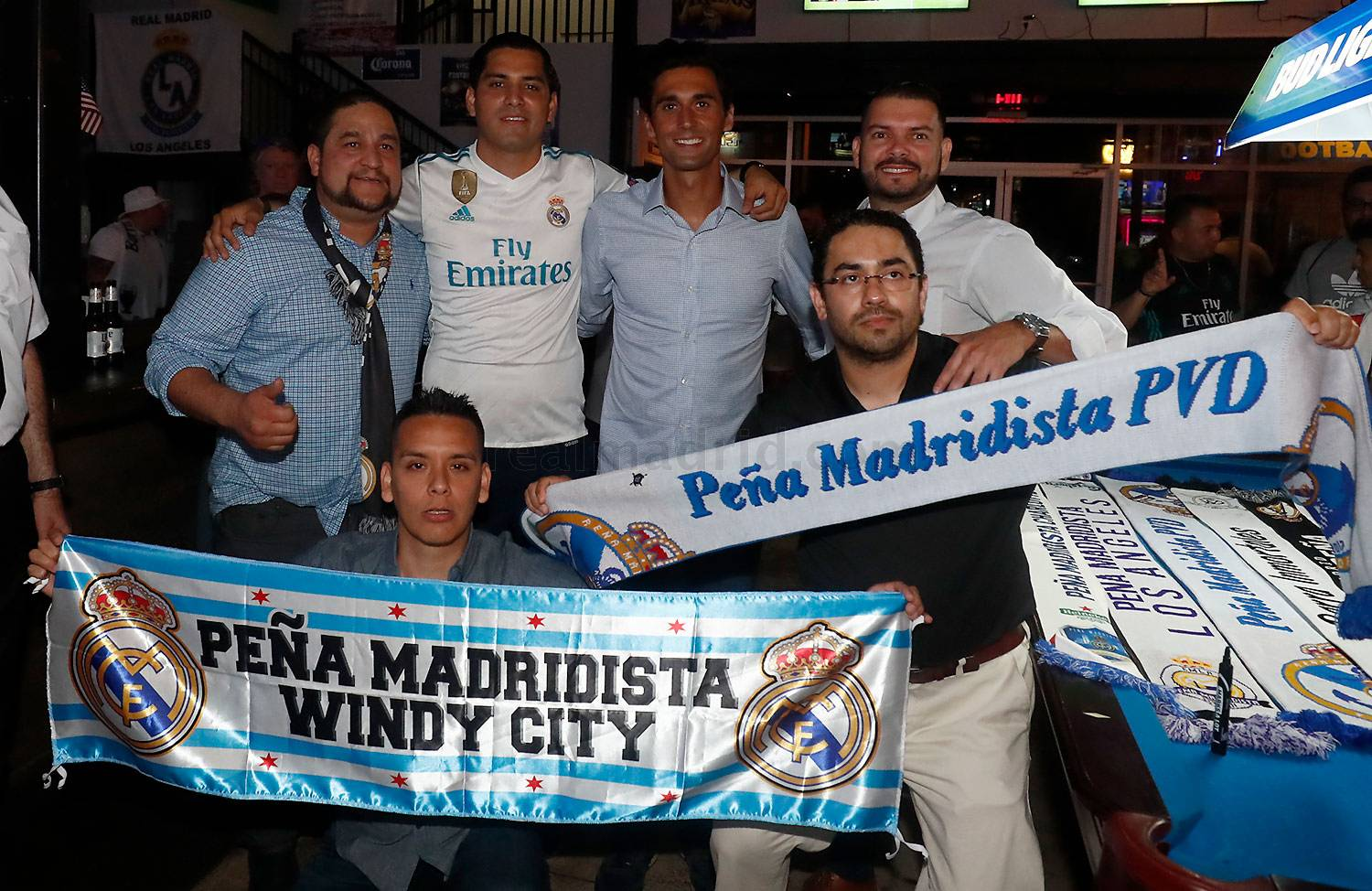 Real Madrid - Peña Madridista Houston - 20-07-2019
