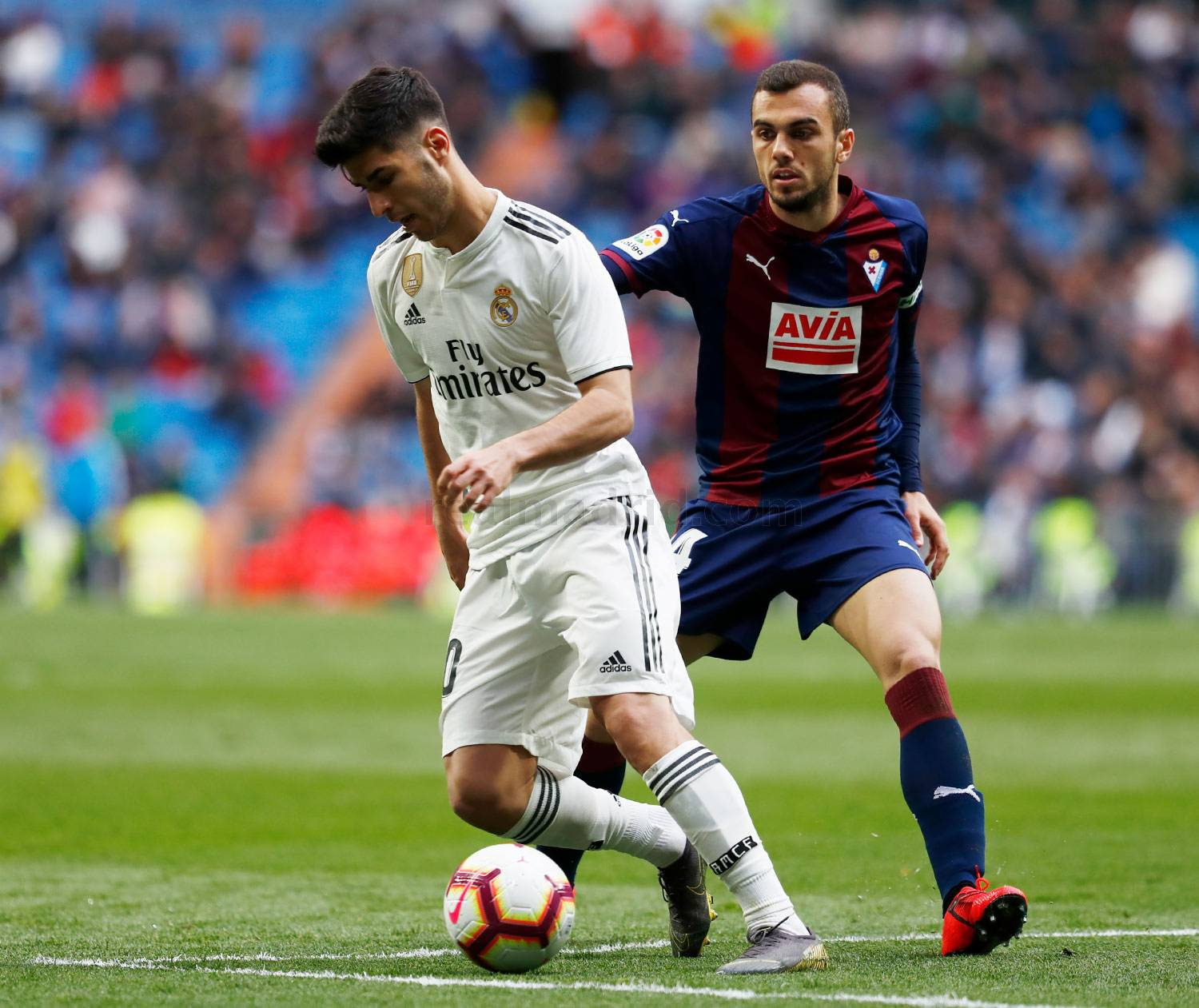 Real Madrid - Real Madrid - Éibar - 06-04-2019