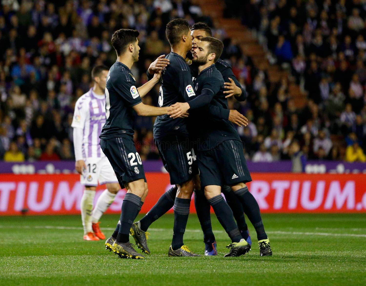 Real Madrid - Valladolid - Real Madrid - 10-03-2019