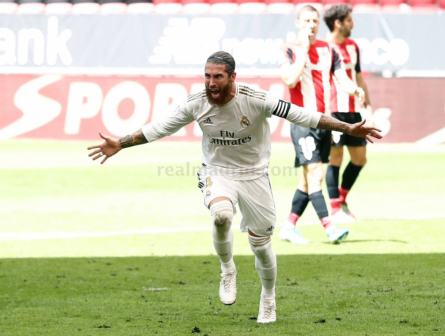 Real Madrid - Athletic Club - Real Madrid  - 05-07-2020