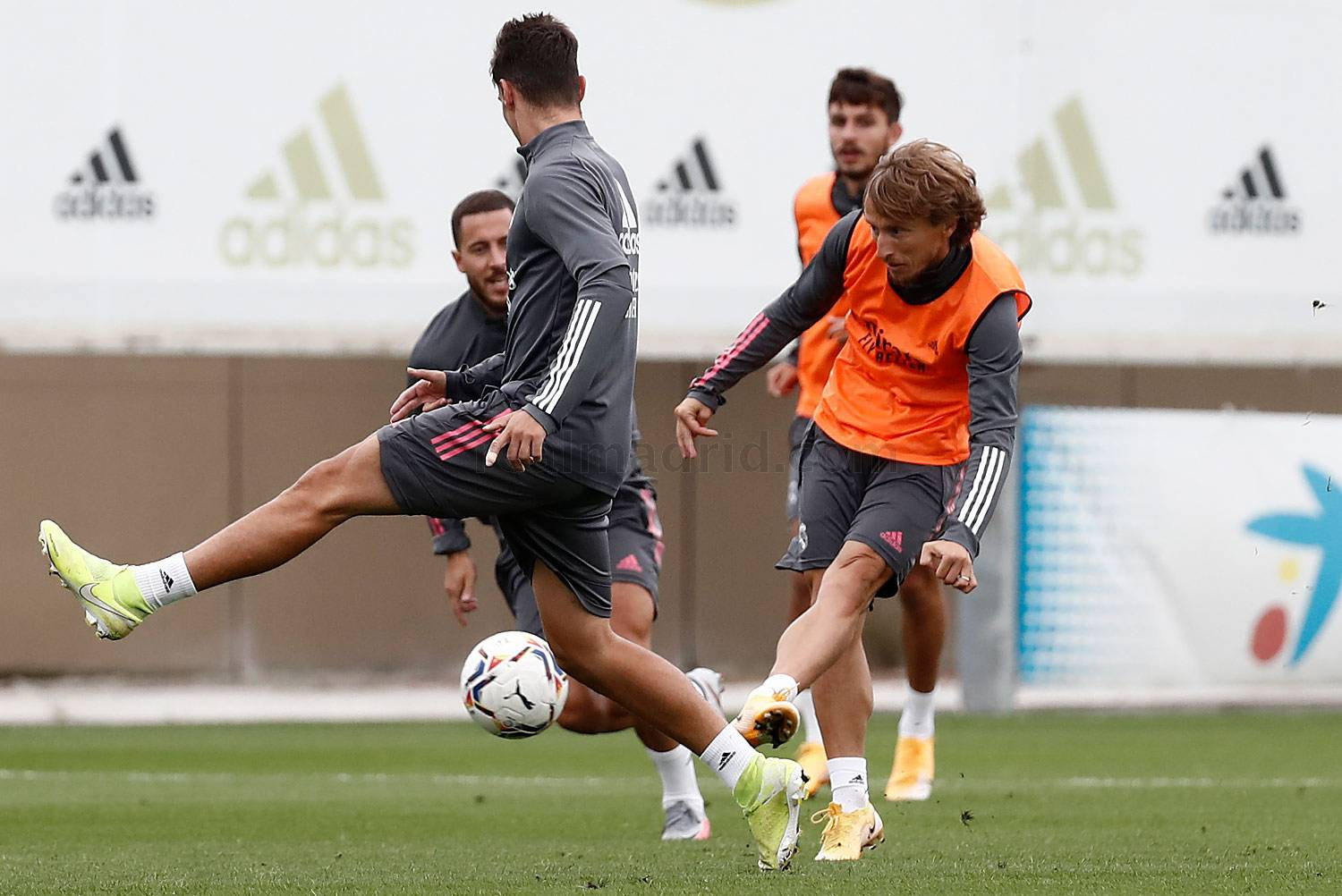 Real Madrid - Entrenamiento del Real Madrid  - 24-09-2020