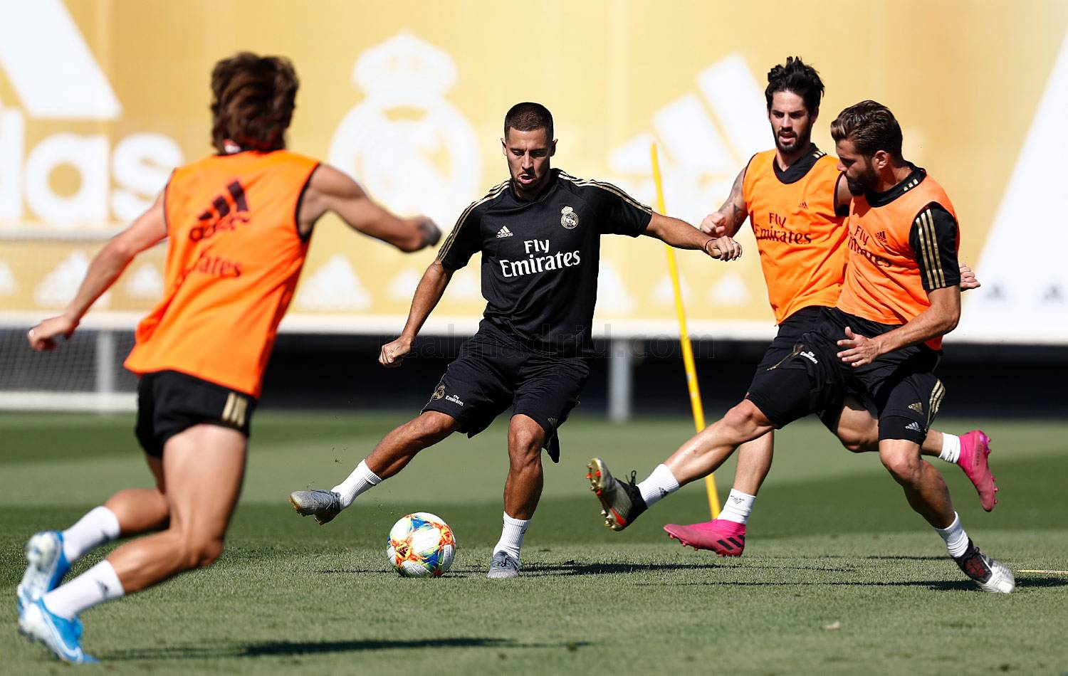 Real Madrid - Entrenamiento del Real Madrid  - 29-07-2019