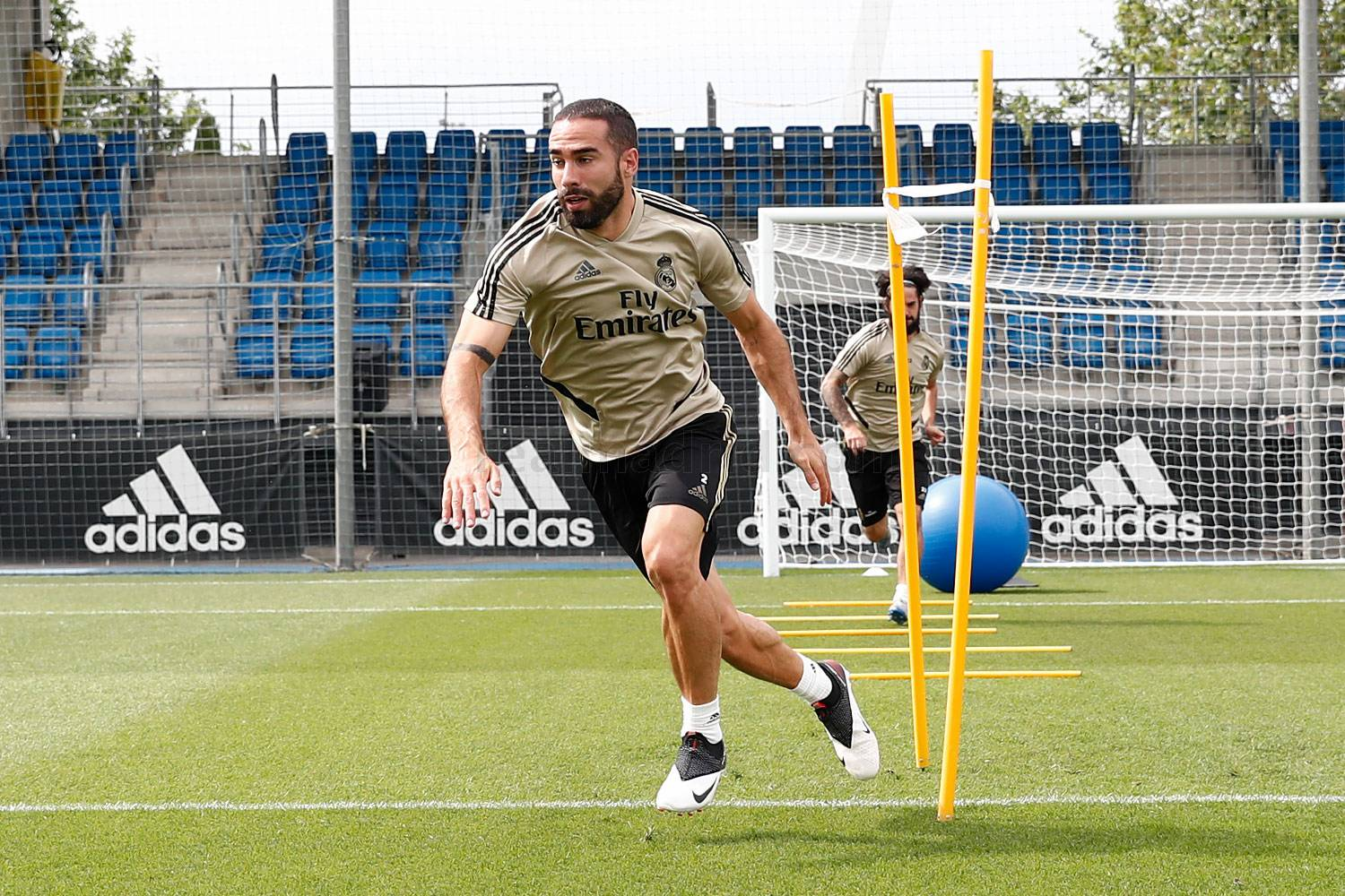 Real Madrid - Entrenamiento del Real Madrid  - 26-05-2020