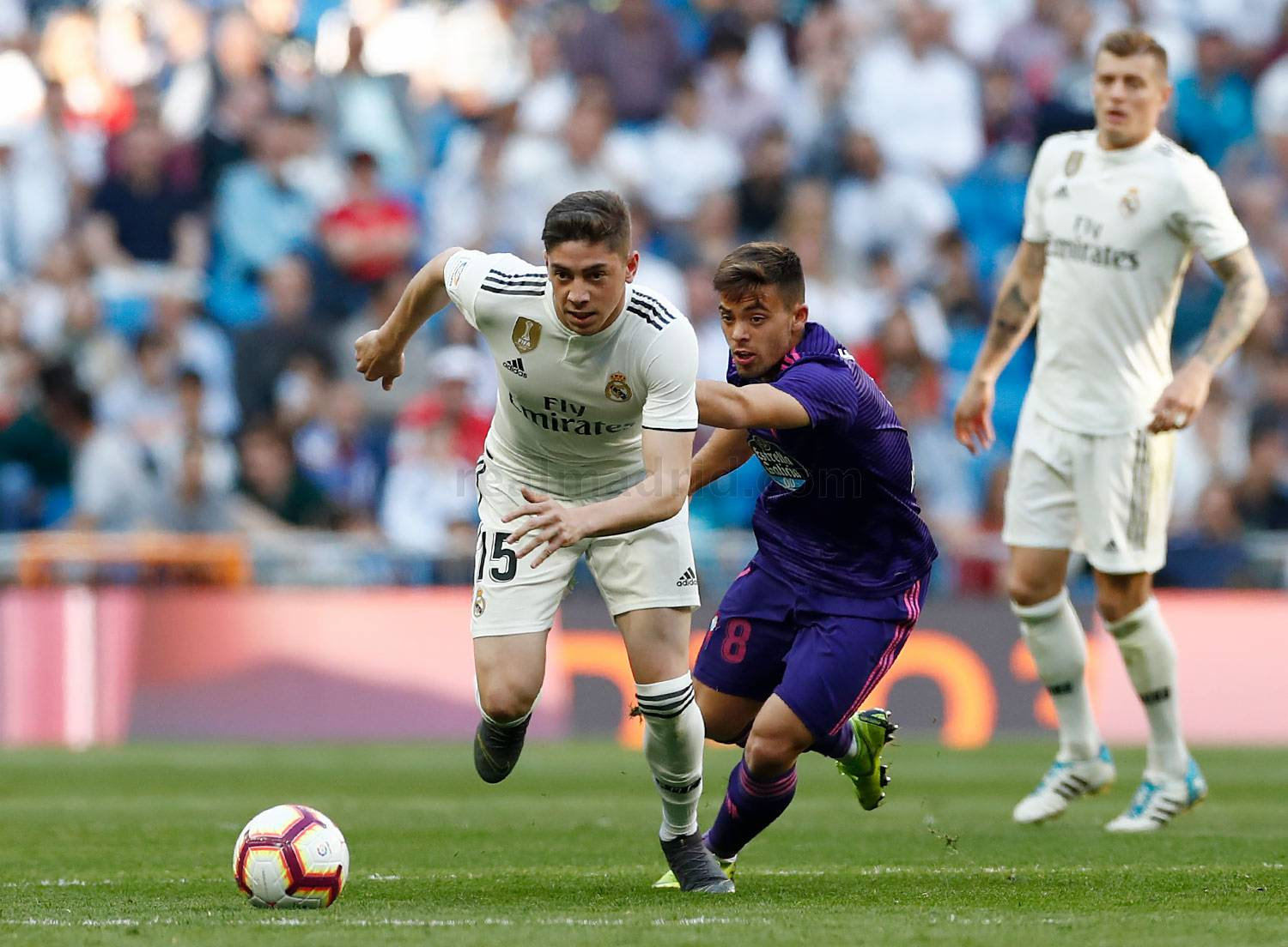 Real Madrid - Real Madrid - Celta - 16-03-2019
