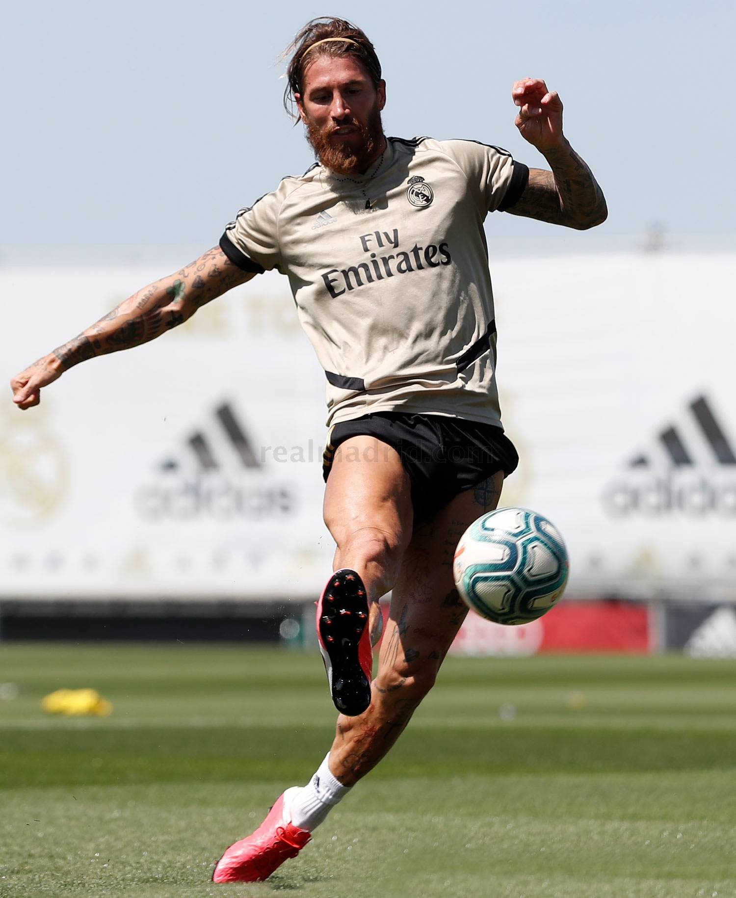 Real Madrid - Entrenamiento del Real Madrid  - 10-06-2020