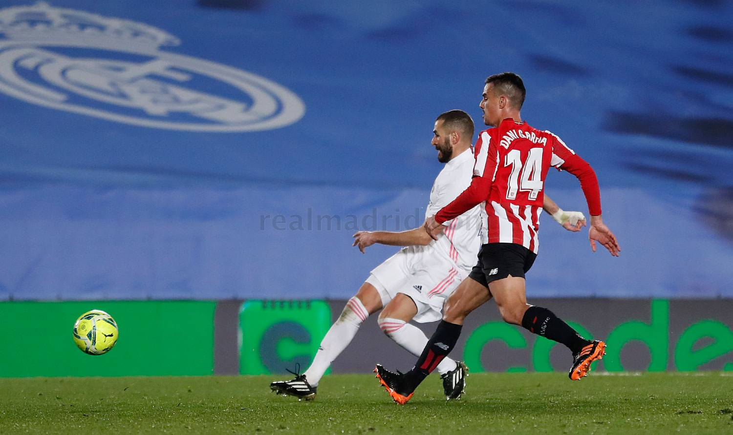 Real Madrid - Real Madrid - Athletic Club - 16-12-2020