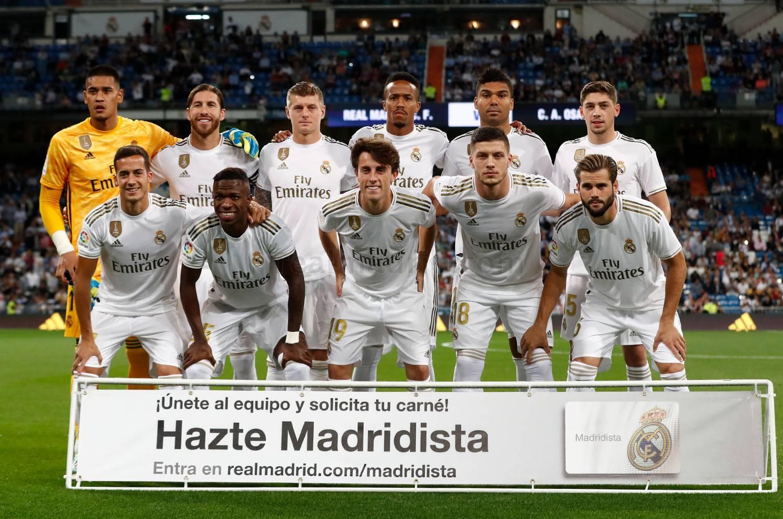 Real Madrid - Real Madrid - Osasuna - 25-09-2019