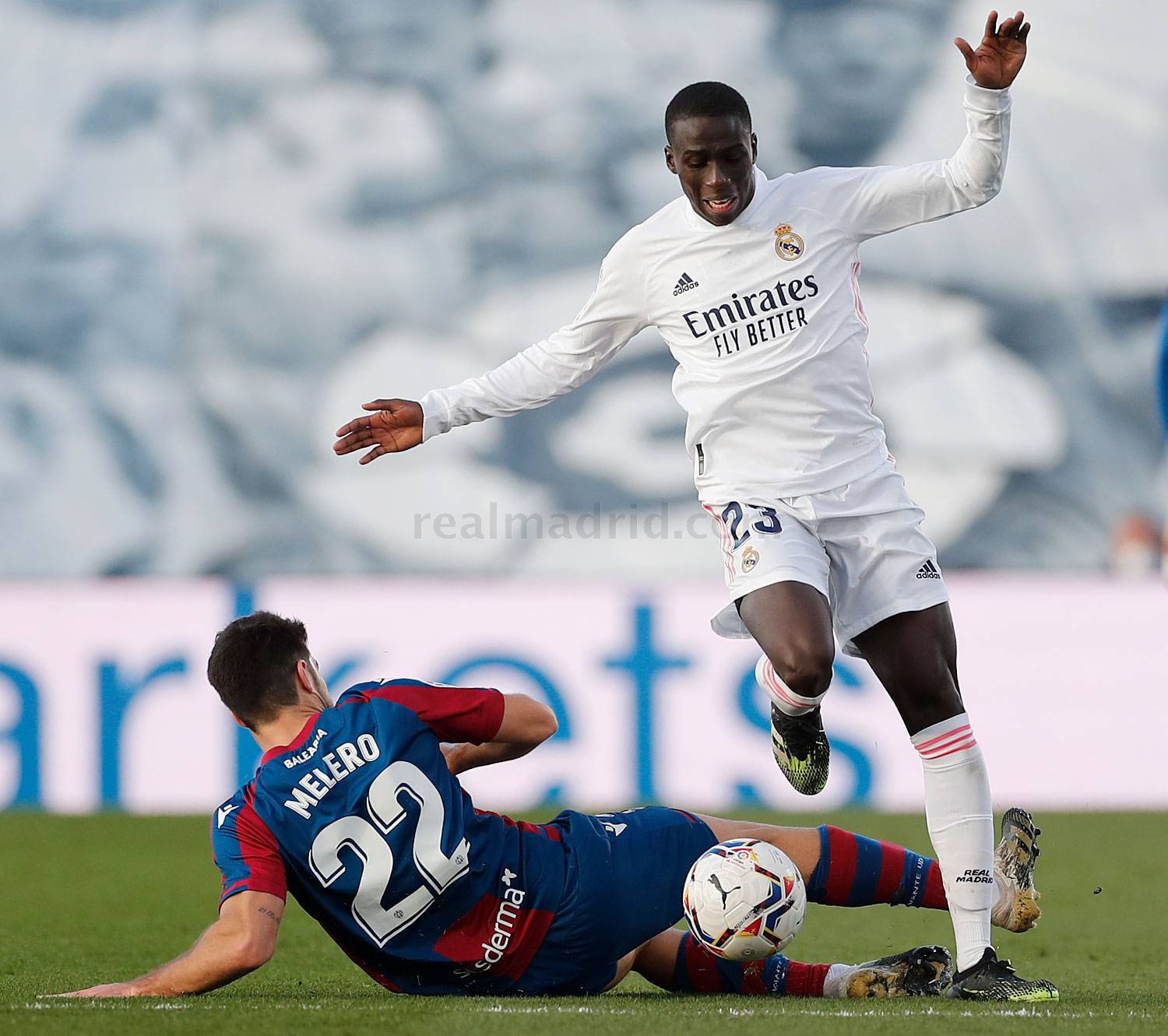 Real Madrid - Real Madrid - Levante - 30-01-2021