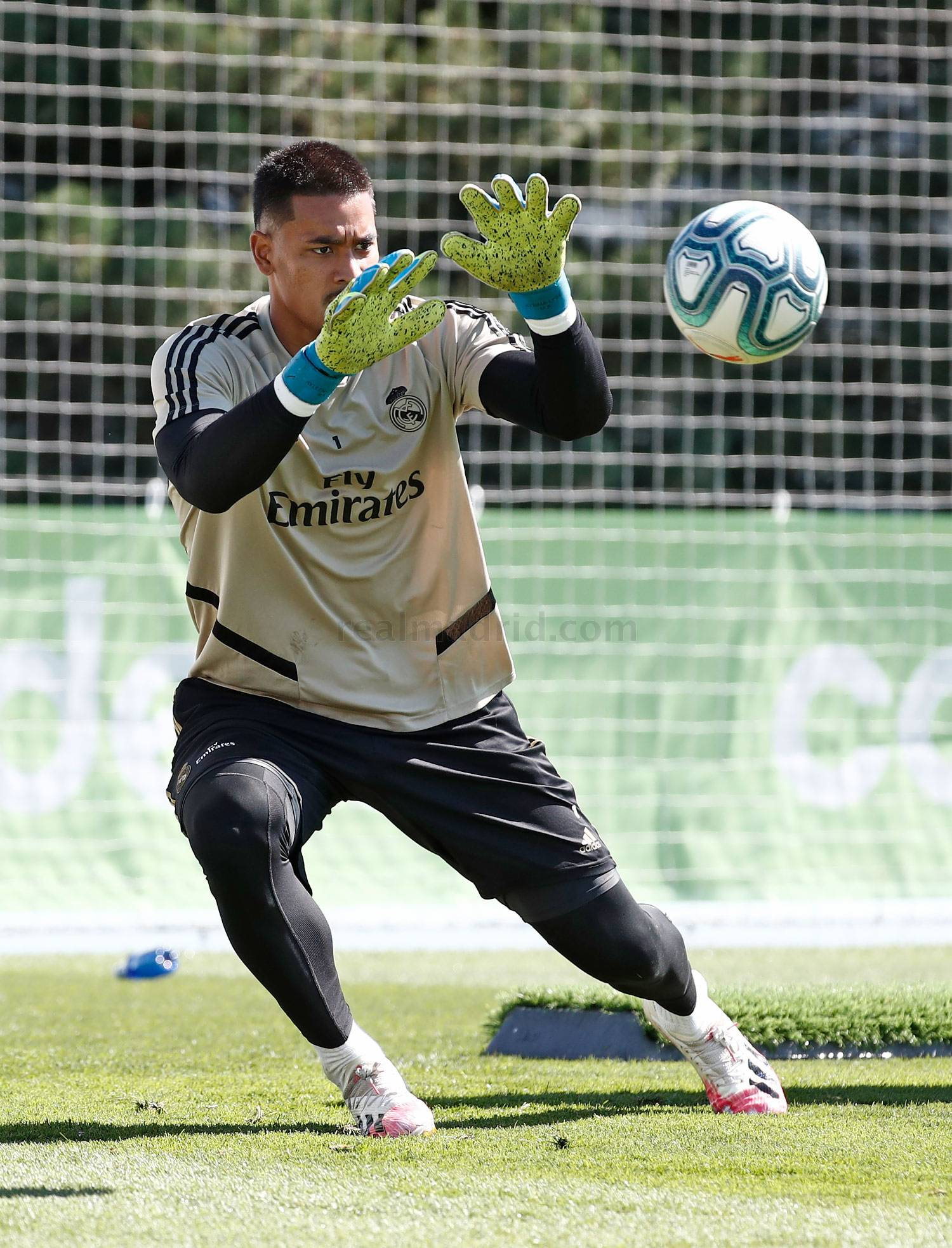 Real Madrid - Entrenamiento del Real Madrid  - 27-06-2020
