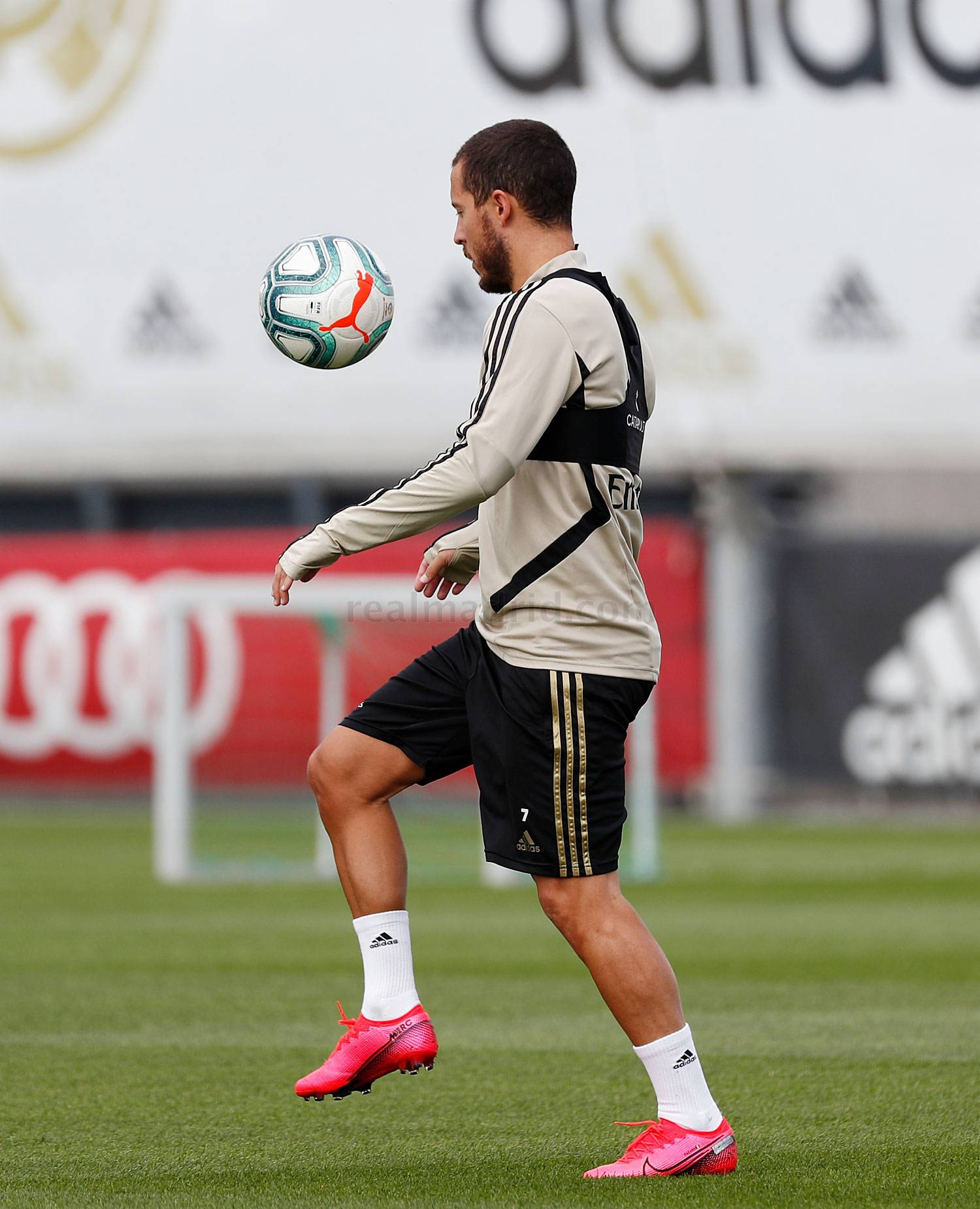 Real Madrid - Entrenamiento del Real Madrid  - 11-05-2020