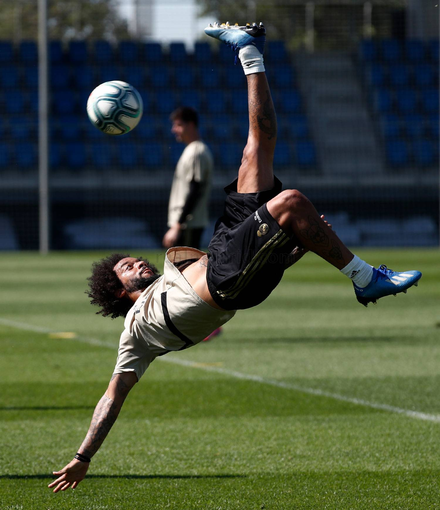 Real Madrid - Entrenamiento del Real Madrid  - 21-05-2020