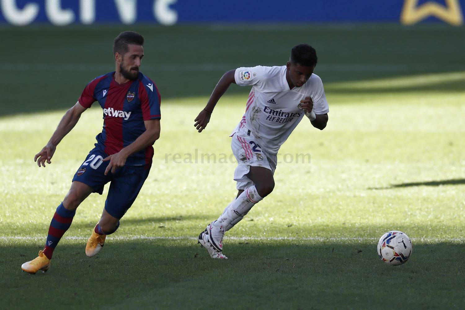 Real Madrid - Levante - Real Madrid - 04-10-2020