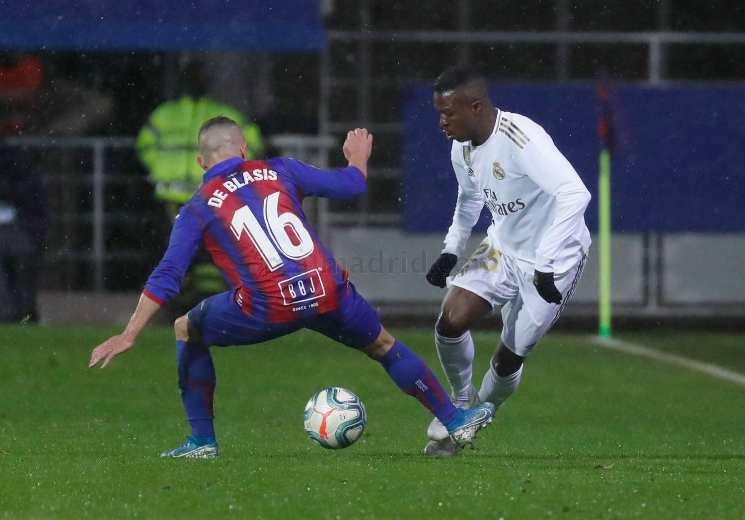 Real Madrid - Éibar - Real Madrid - 09-11-2019