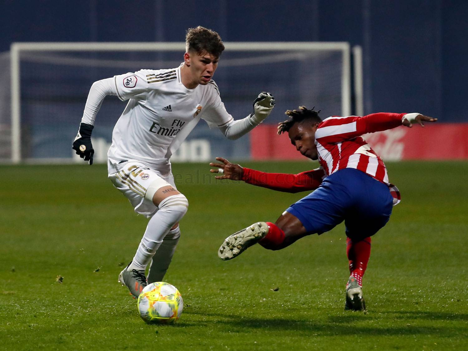 Real Madrid - Atlético de Madrid B - Real Madrid Castilla  - 30-11-2019