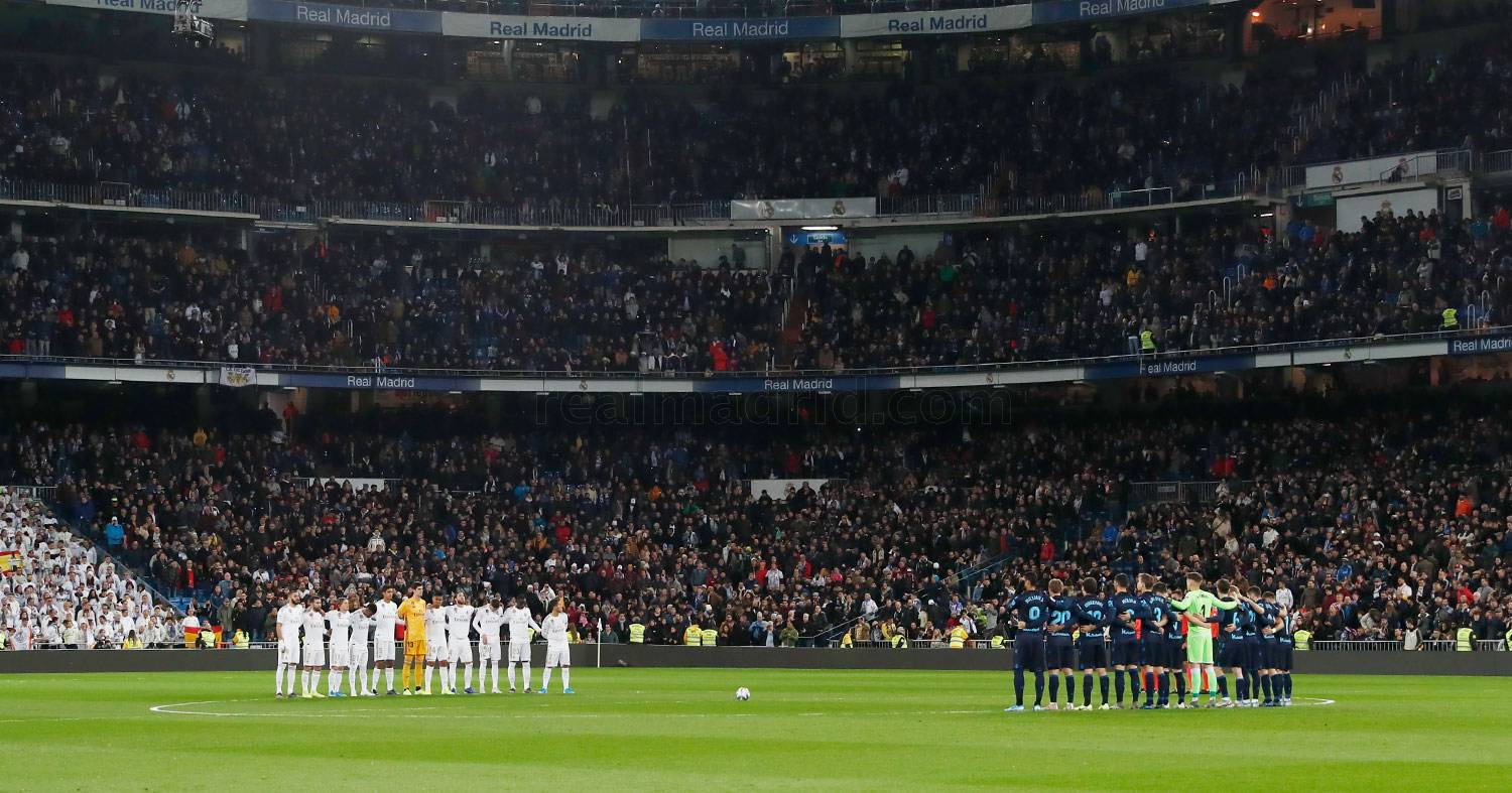 Real Madrid - Real Madrid - Real Sociedad - 23-11-2019