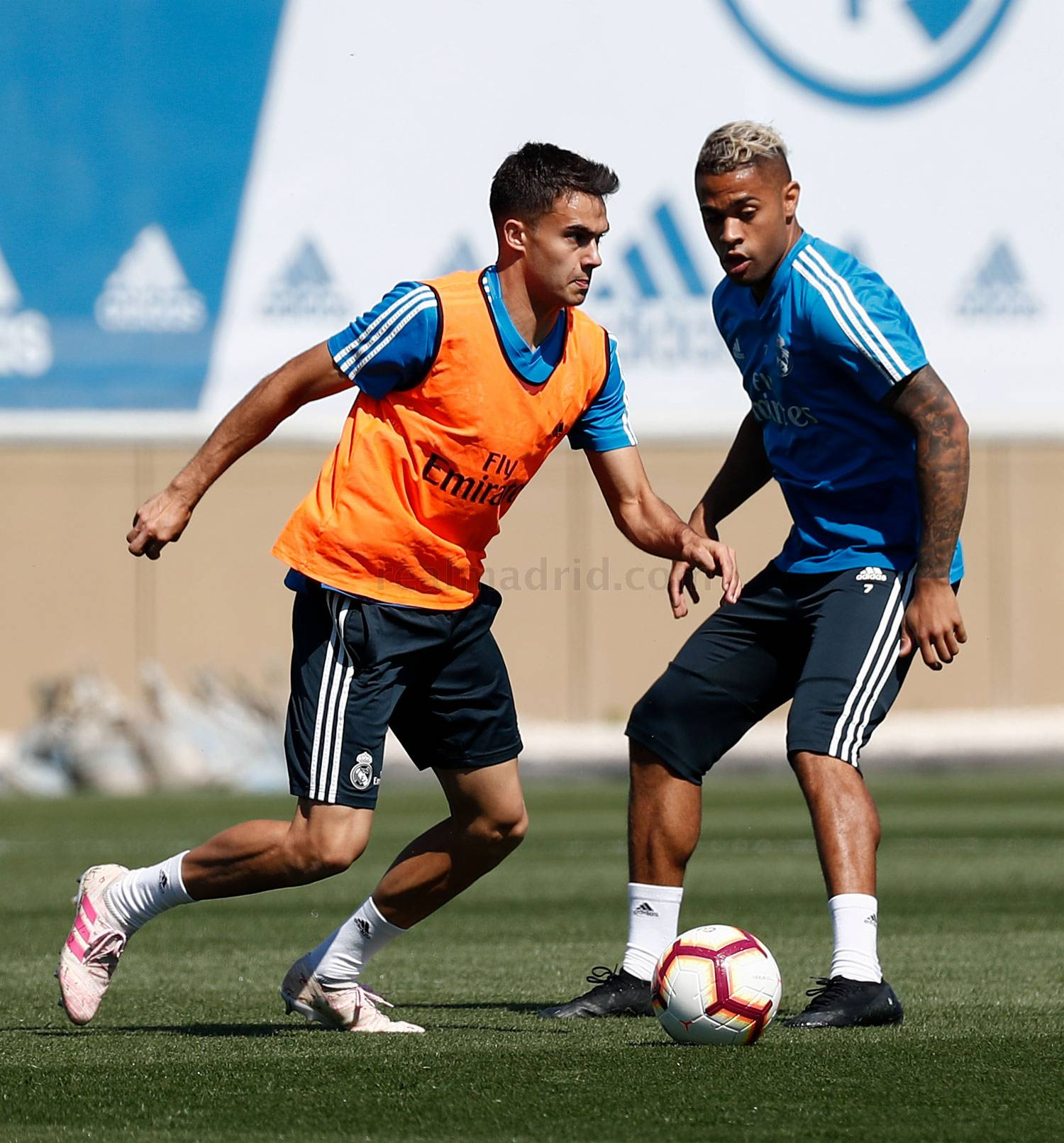 Real Madrid - Entrenamiento del Real Madrid - 16-05-2019