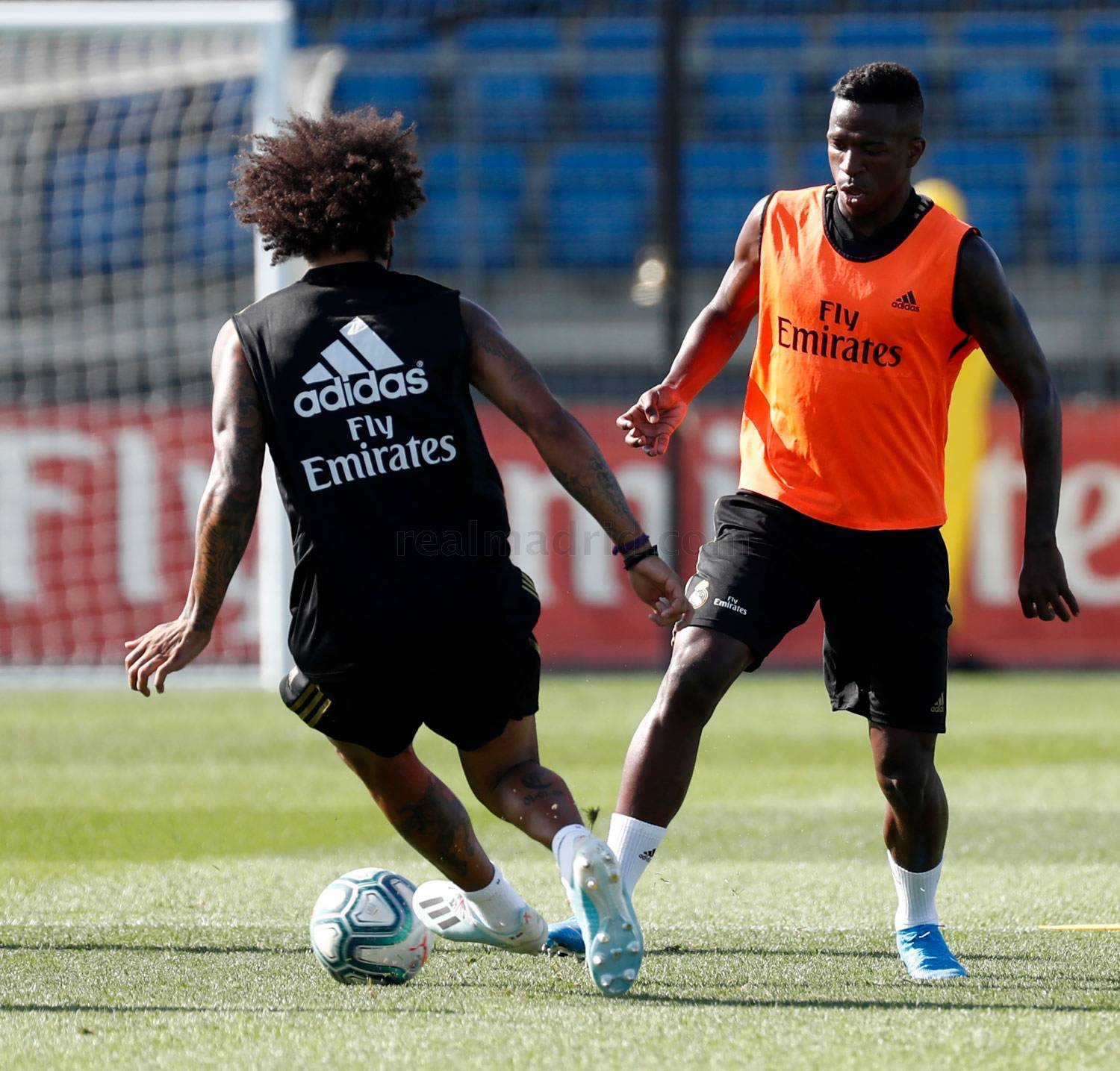 Real Madrid - Entrenamiento del Real Madrid  - 13-08-2019
