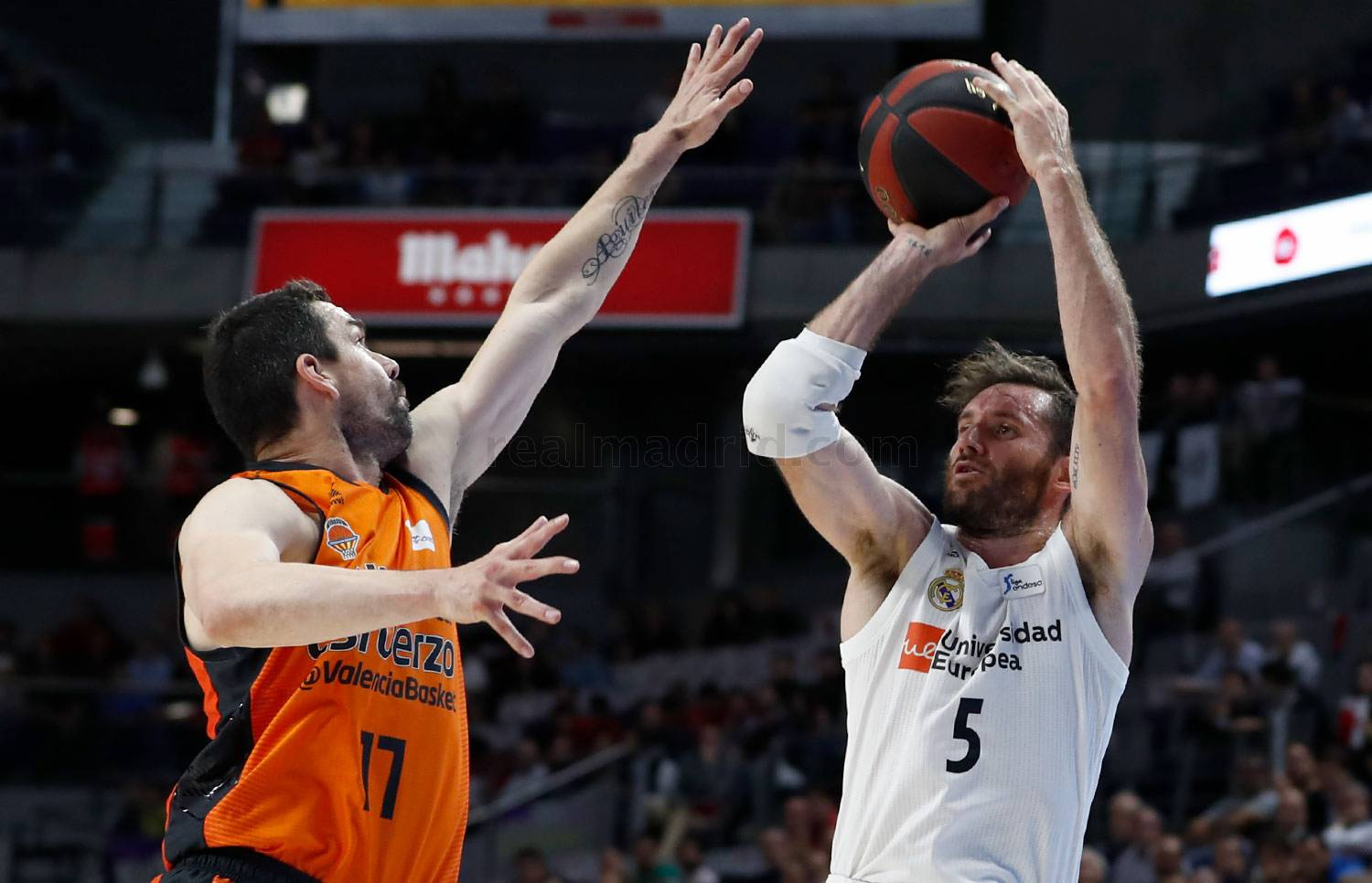 Real Madrid - Real Madrid - Valencia Basket - 21-05-2019