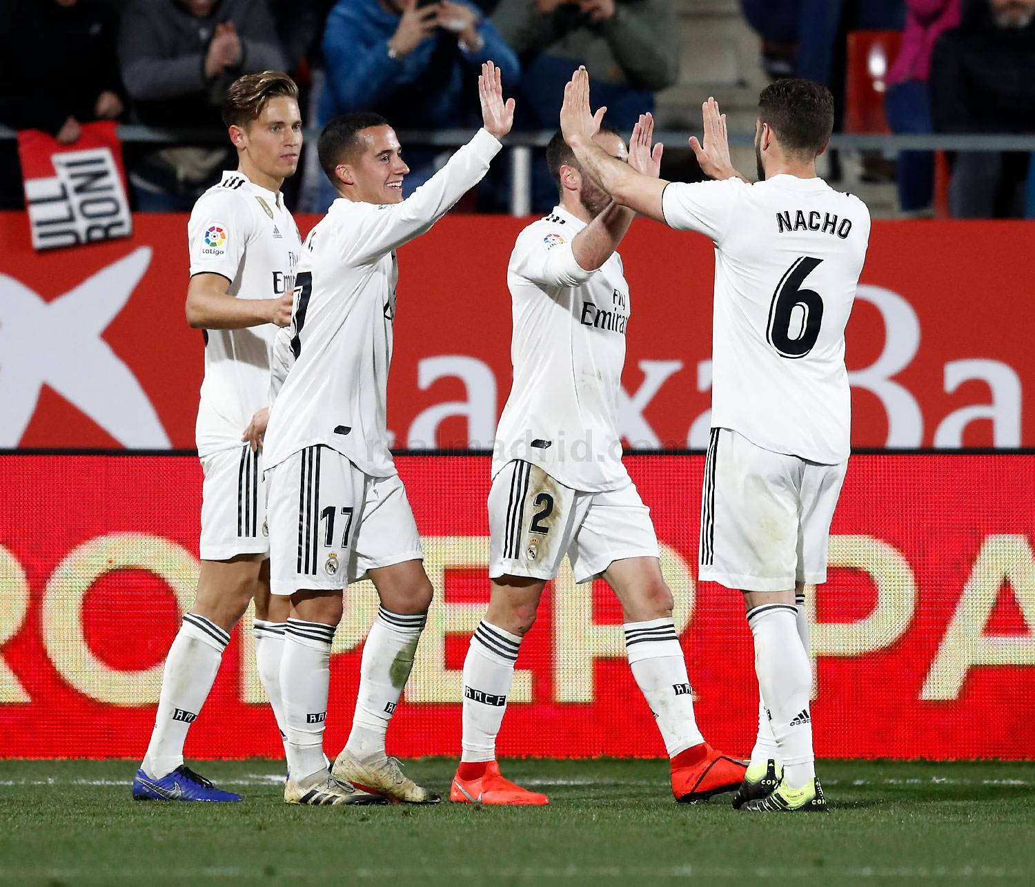 Real Madrid - Girona - Real Madrid - 31-01-2019