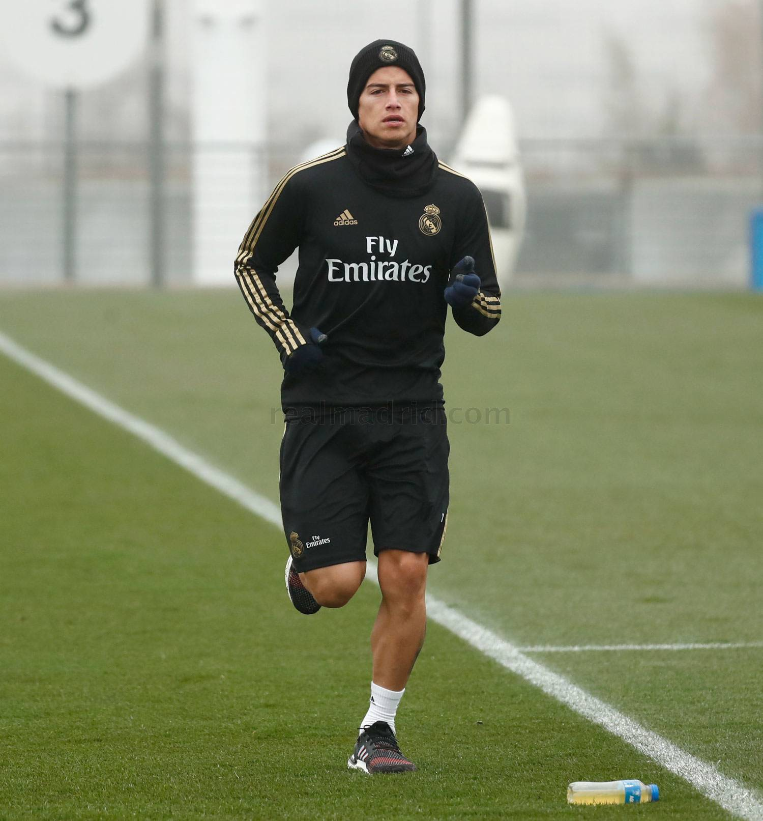Real Madrid - Entrenamiento del Real Madrid  - 08-12-2019