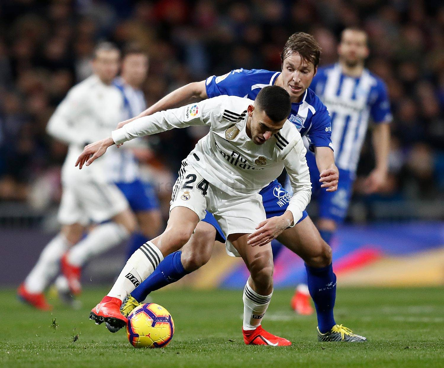 Real Madrid - Real Madrid - Alavés - 03-02-2019