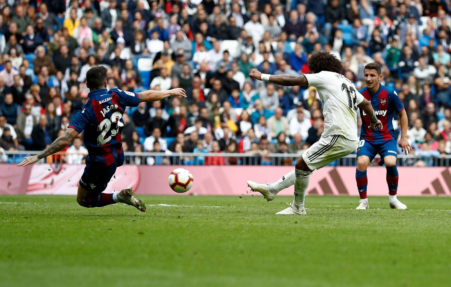 Real Madrid - Real Madrid - Levante - 20-10-2018