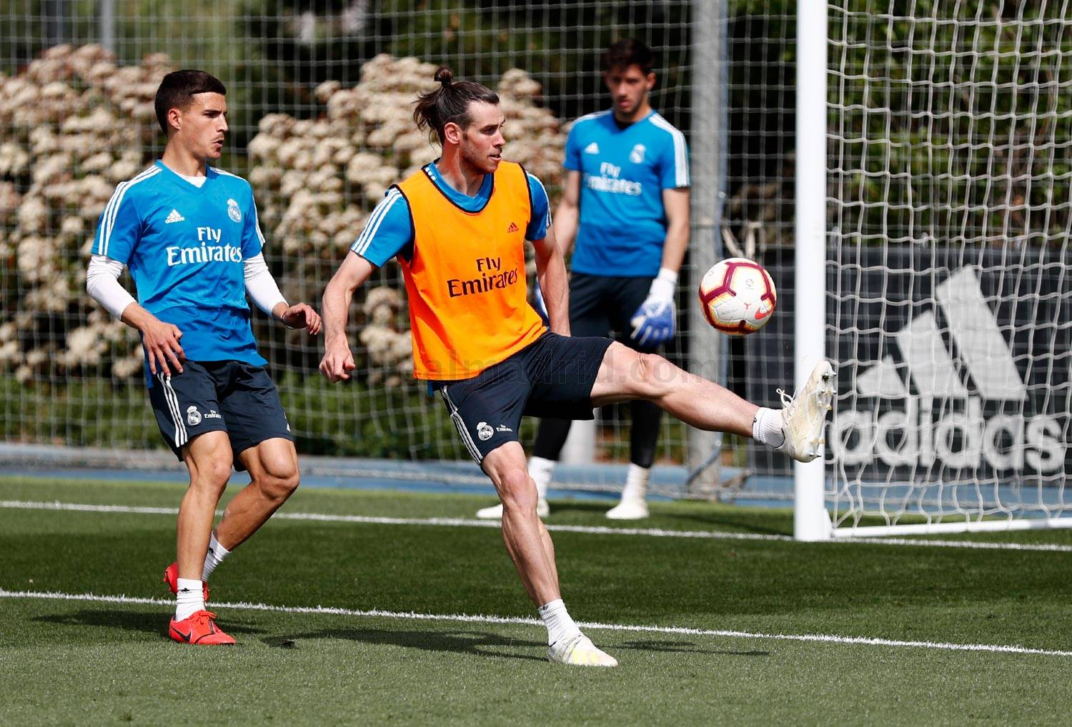 Real Madrid - Entrenamiento del Real Madrid - 17-04-2019