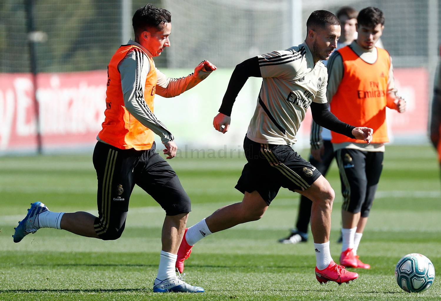Real Madrid - Entrenamiento del Real Madrid  - 19-02-2020