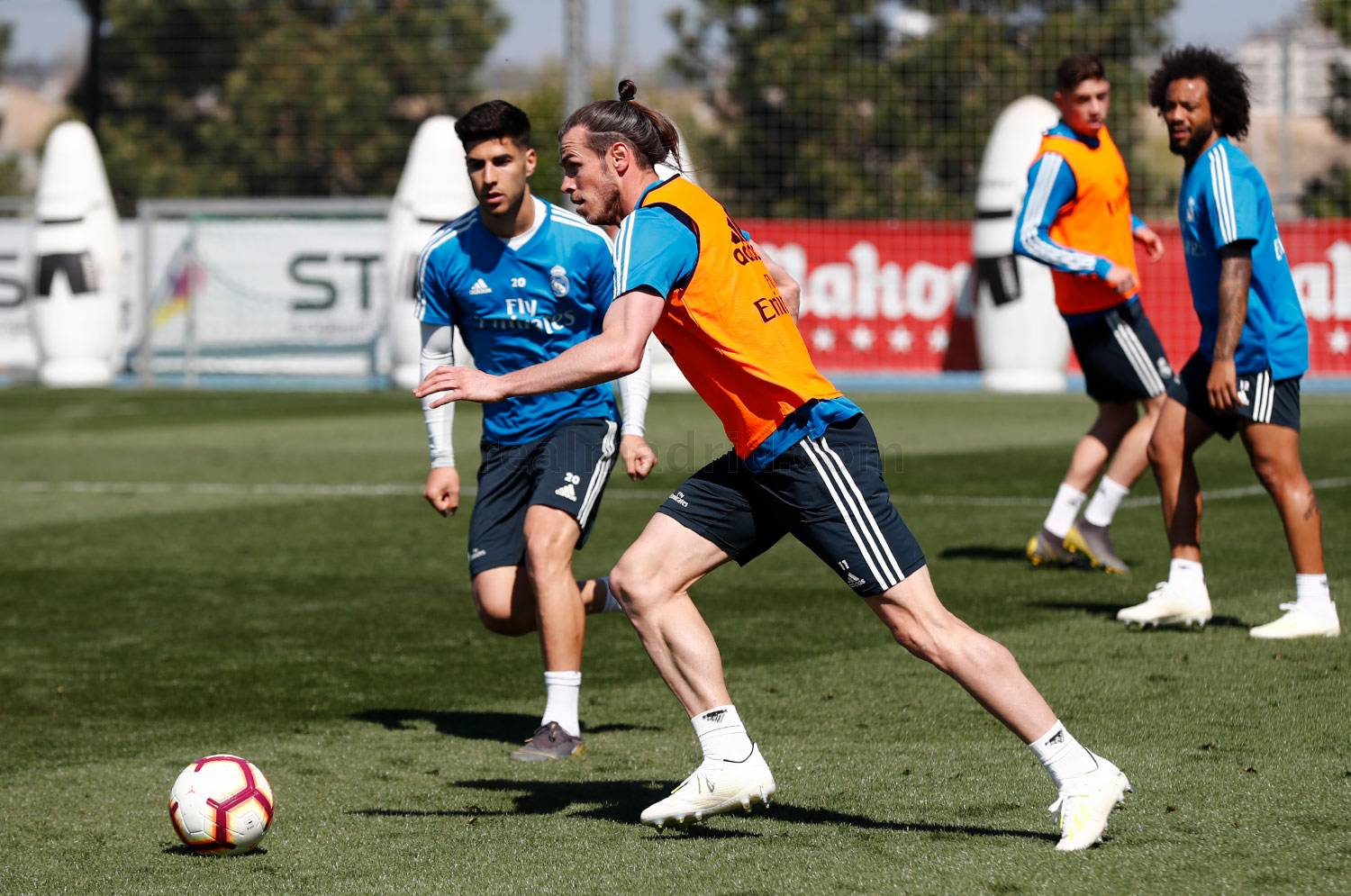 Real Madrid - Entrenamiento del Real Madrid - 30-03-2019