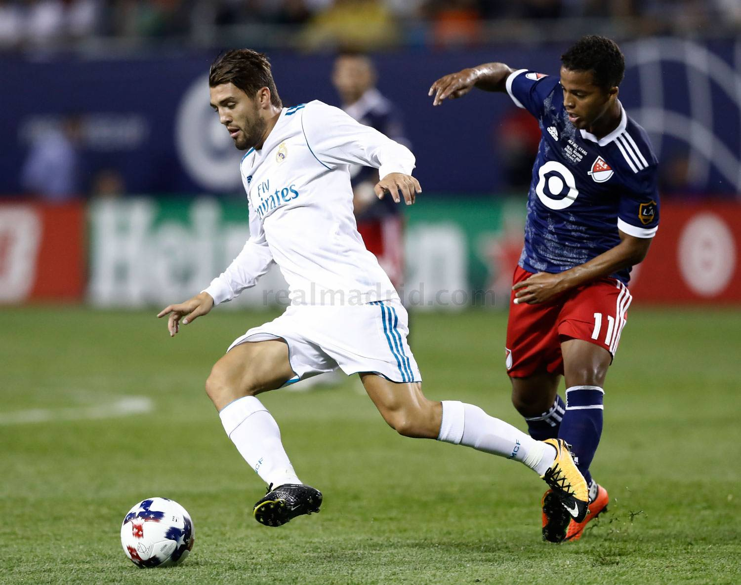 Real Madrid - MLS All-Stars - Real Madrid - 03-08-2017