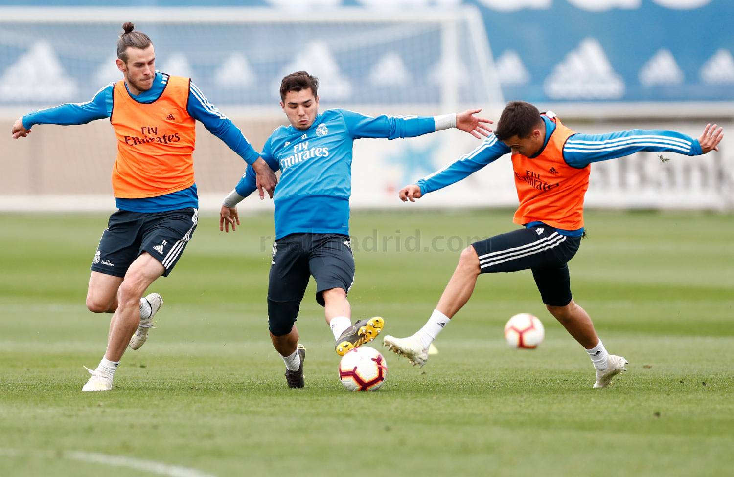 Real Madrid - Entrenamiento del Real Madrid - 20-04-2019