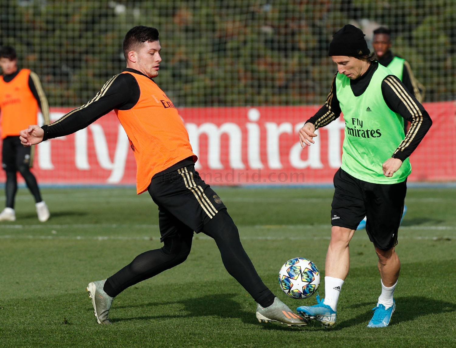 Real Madrid - Entrenamiento del Real Madrid  - 09-12-2019