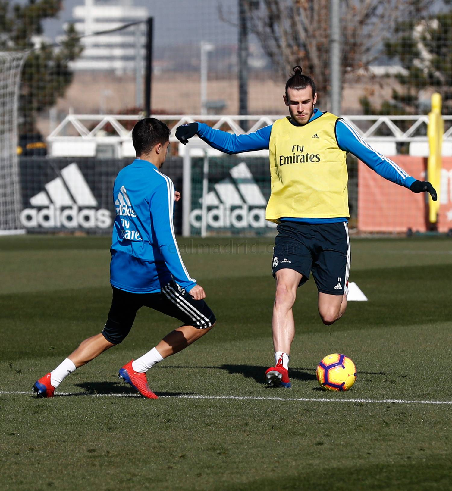 Real Madrid - Entrenamiento del Real Madrid - 07-02-2019