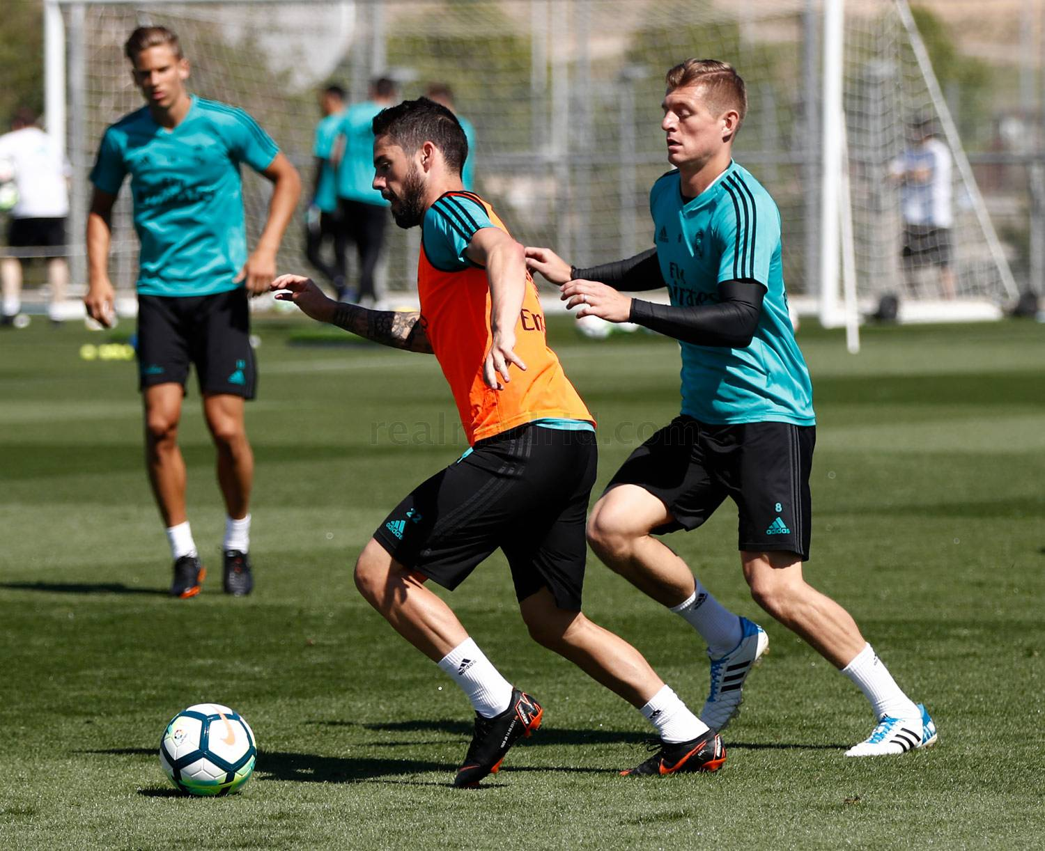 Real Madrid - Entrenamiento del Real Madrid - 16-05-2018