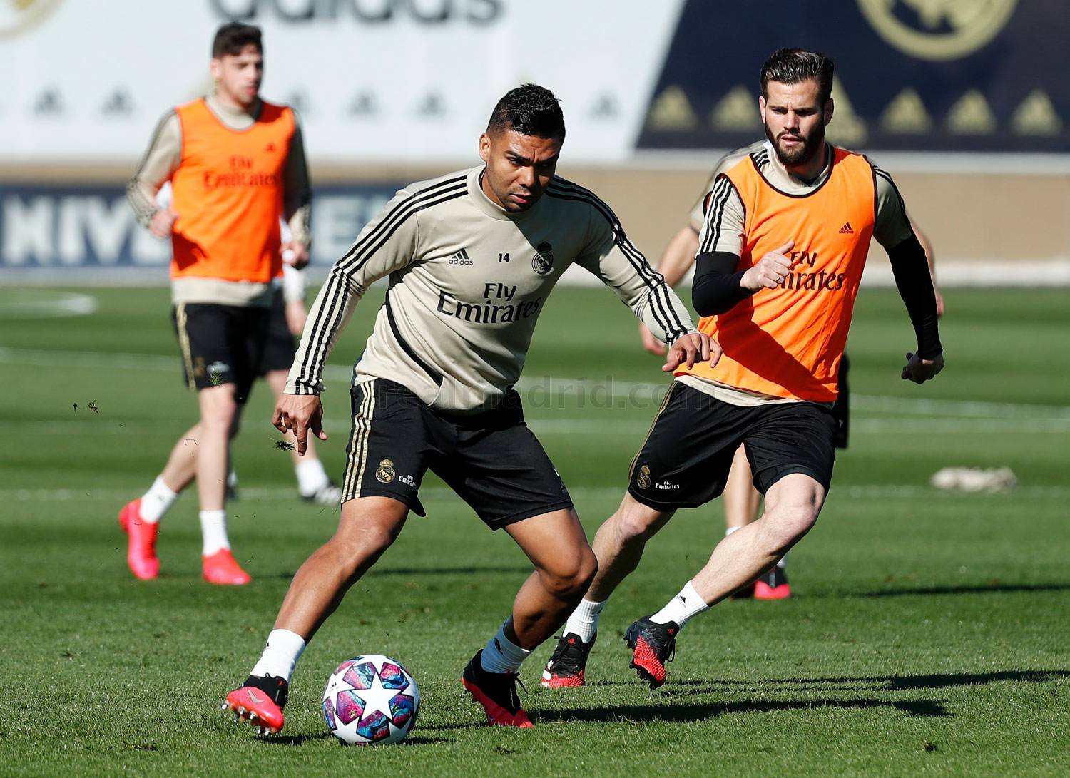 Real Madrid - Entrenamiento del Real Madrid  - 24-02-2020