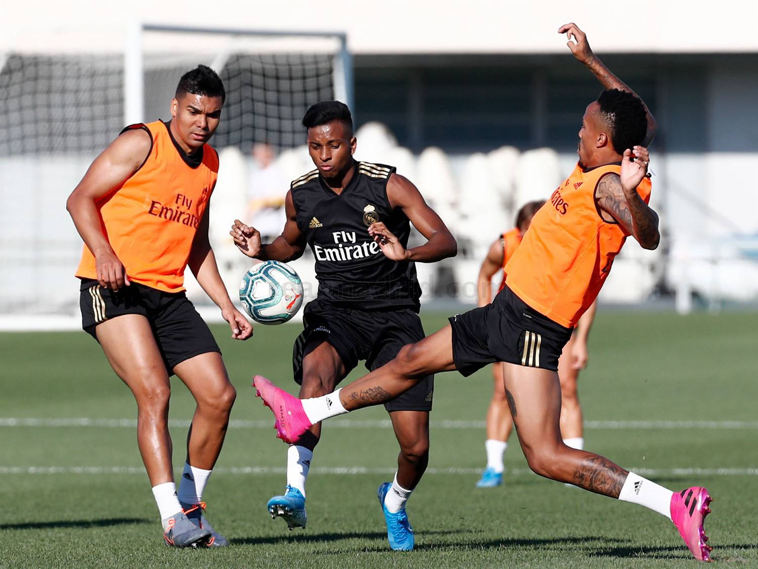Real Madrid - Entrenamiento del Real Madrid  - 05-08-2019