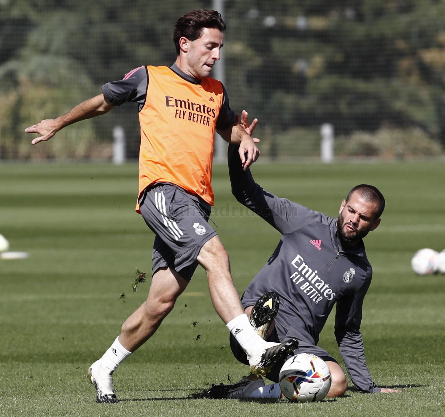 Real Madrid - Entrenamiento del Real Madrid  - 27-09-2020