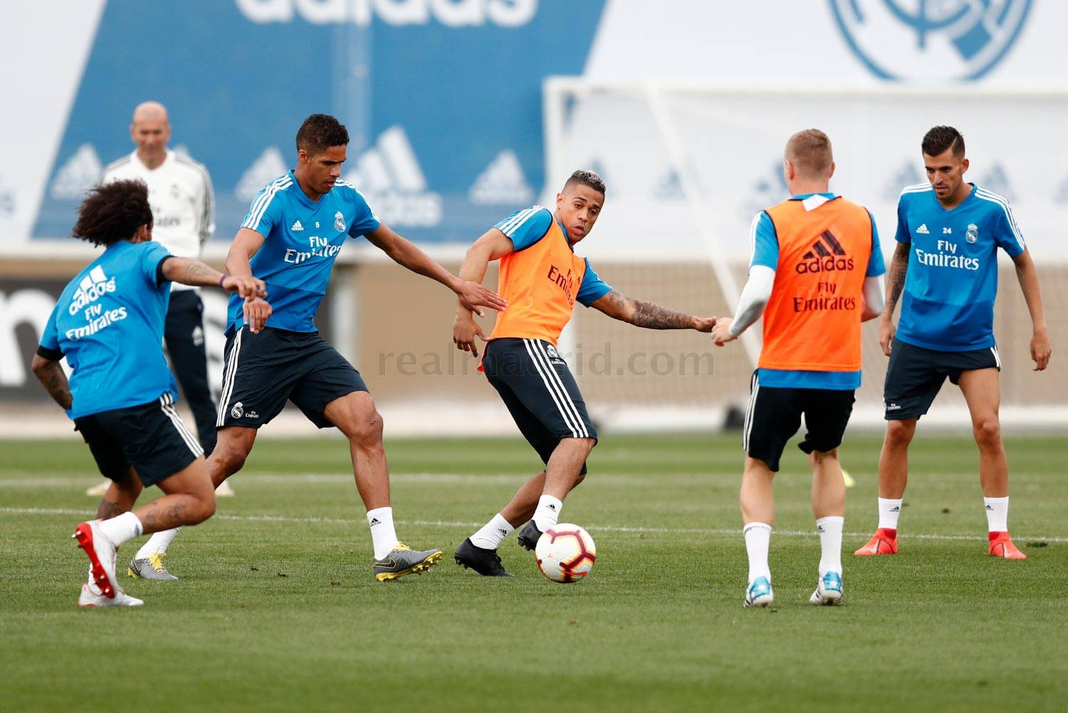Real Madrid - Entrenamiento del Real Madrid - 01-05-2019