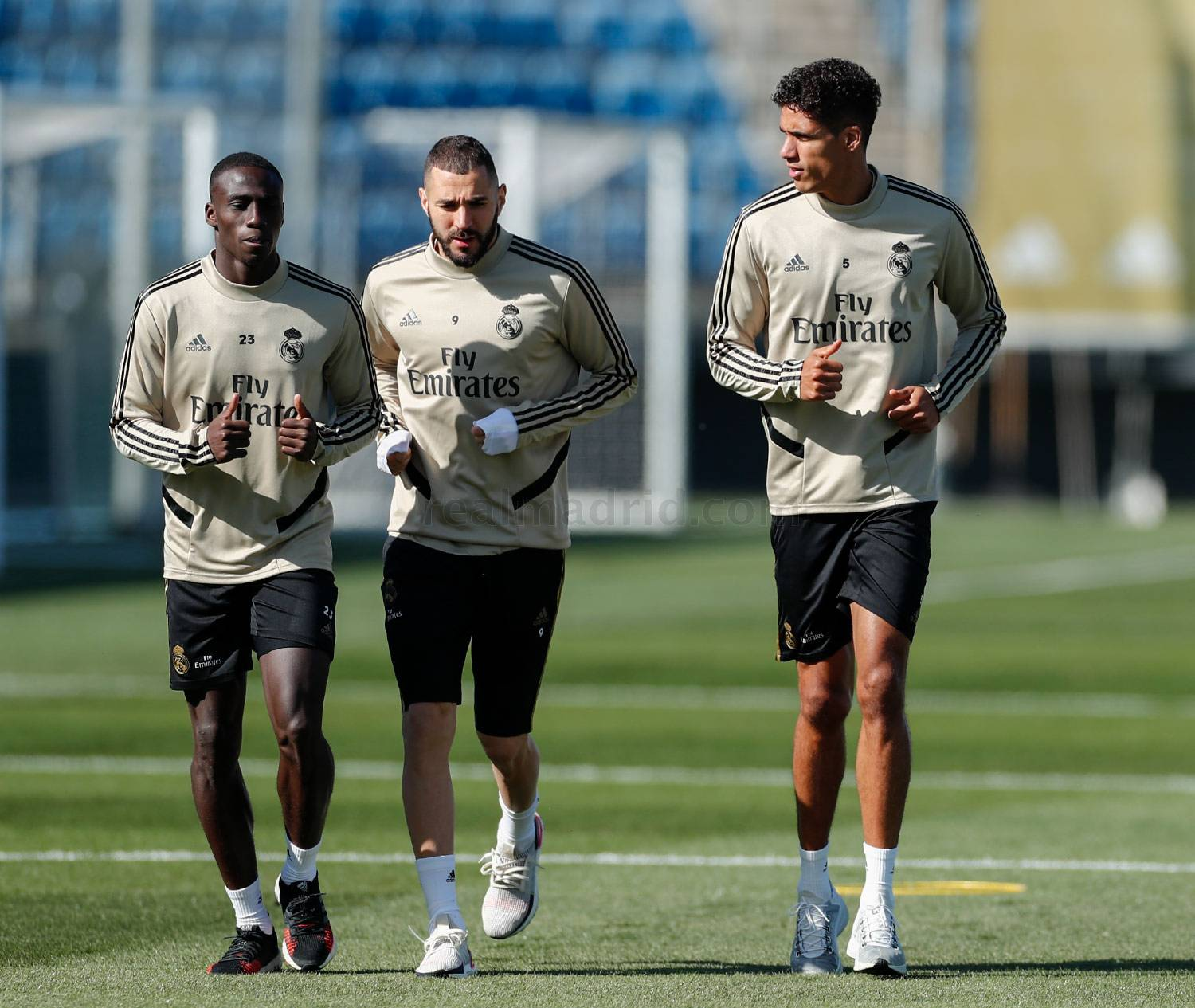 Real Madrid - Entrenamiento del Real Madrid  - 27-02-2020
