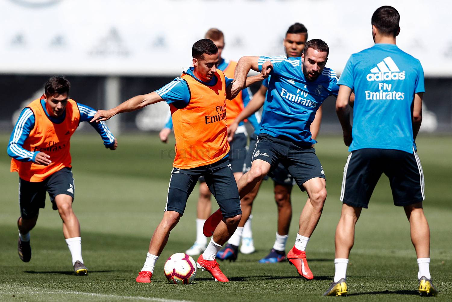 Real Madrid - Entrenamiento del Real Madrid - 04-05-2019